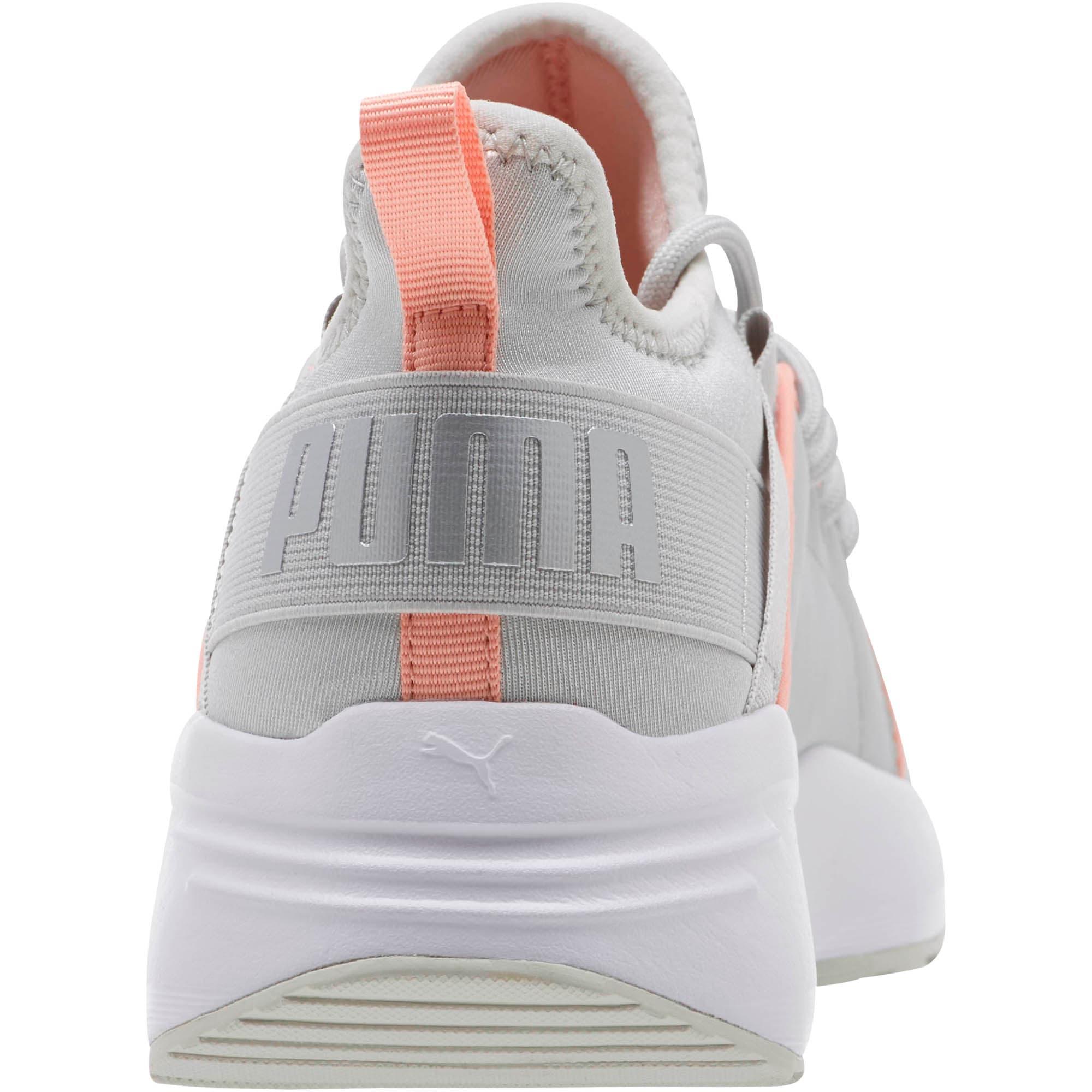 Thumbnail 4 of Sirena Women's Training Shoes, Glacier Gray-Peach Bud, medium