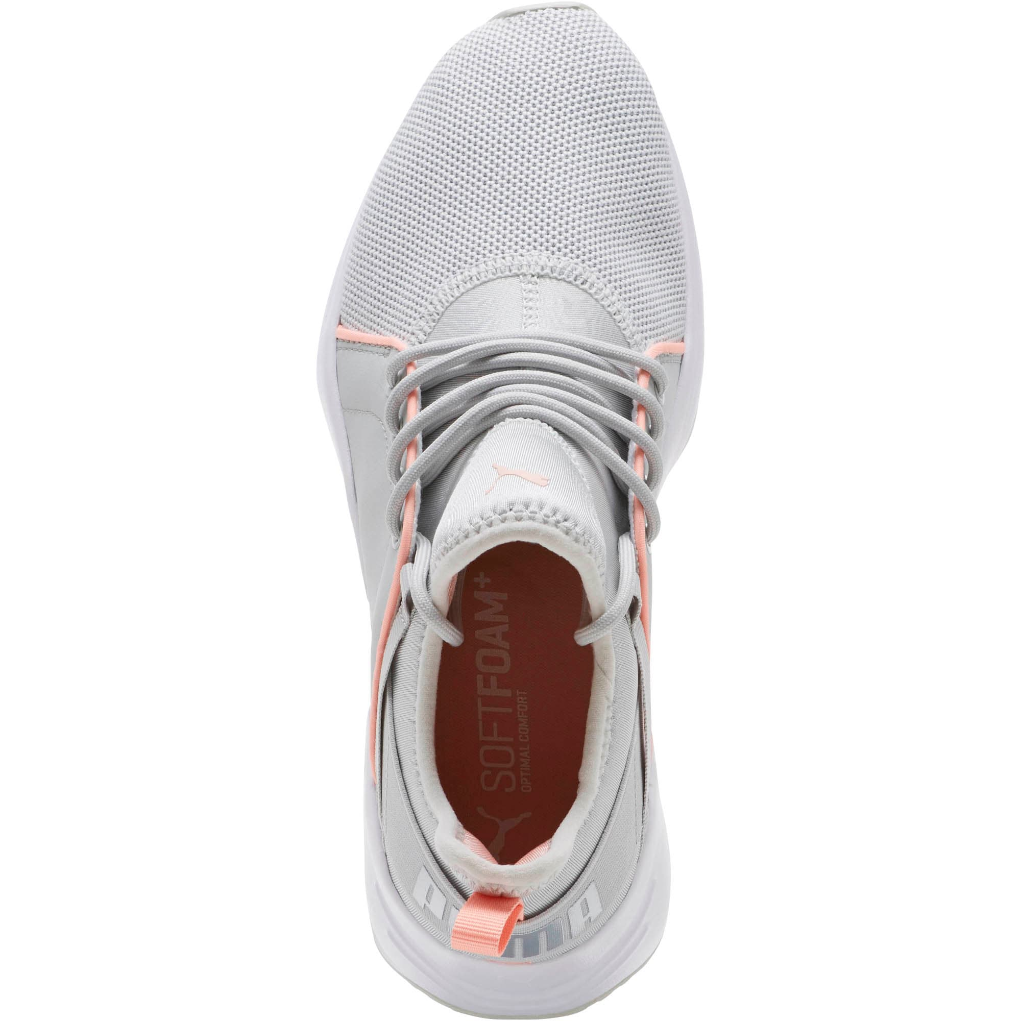 Sirena Women's Training Shoes, Glacier Gray-Peach Bud, large