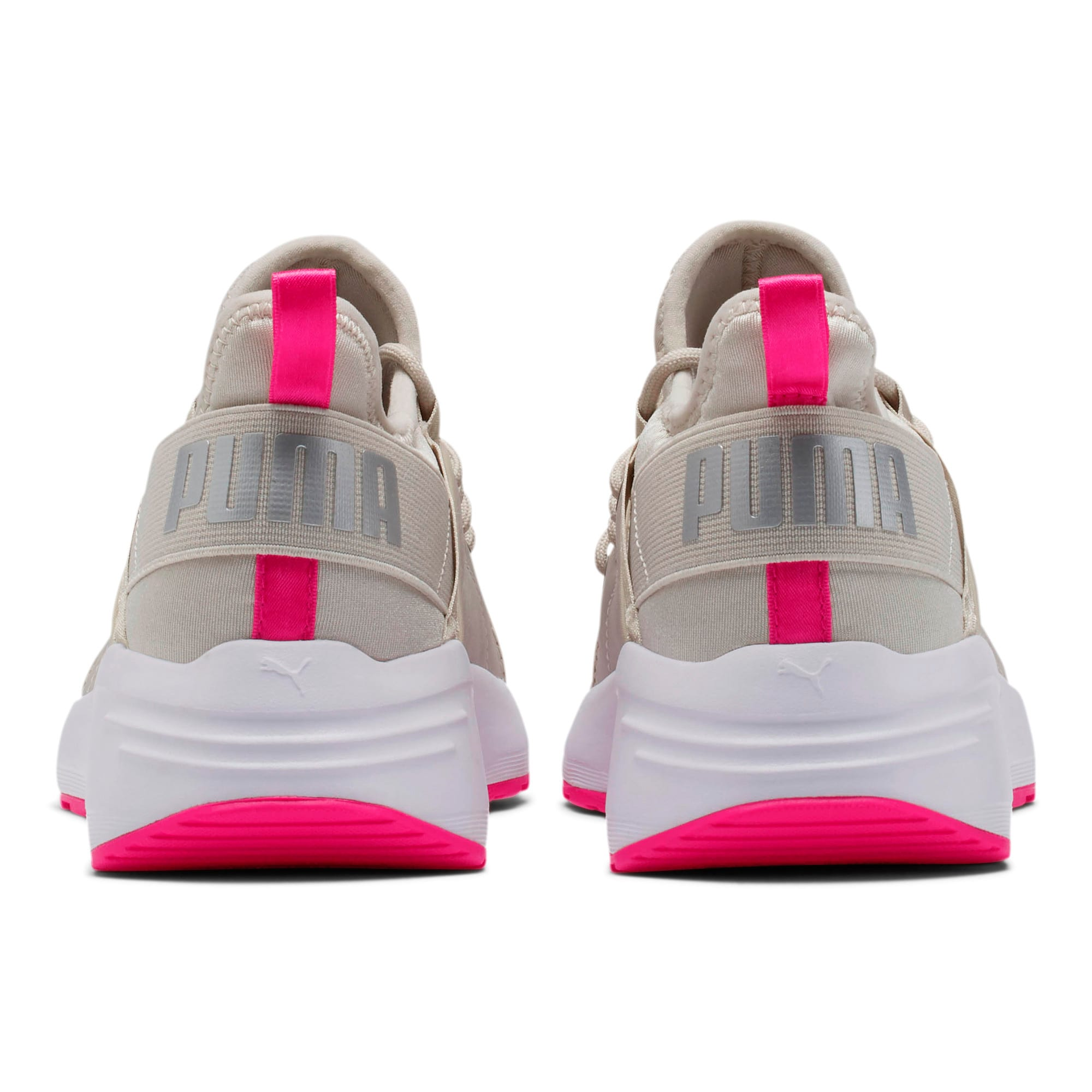 Thumbnail 4 of Sirena Summer Women's Sneakers, Silver Gray-Puma White, medium