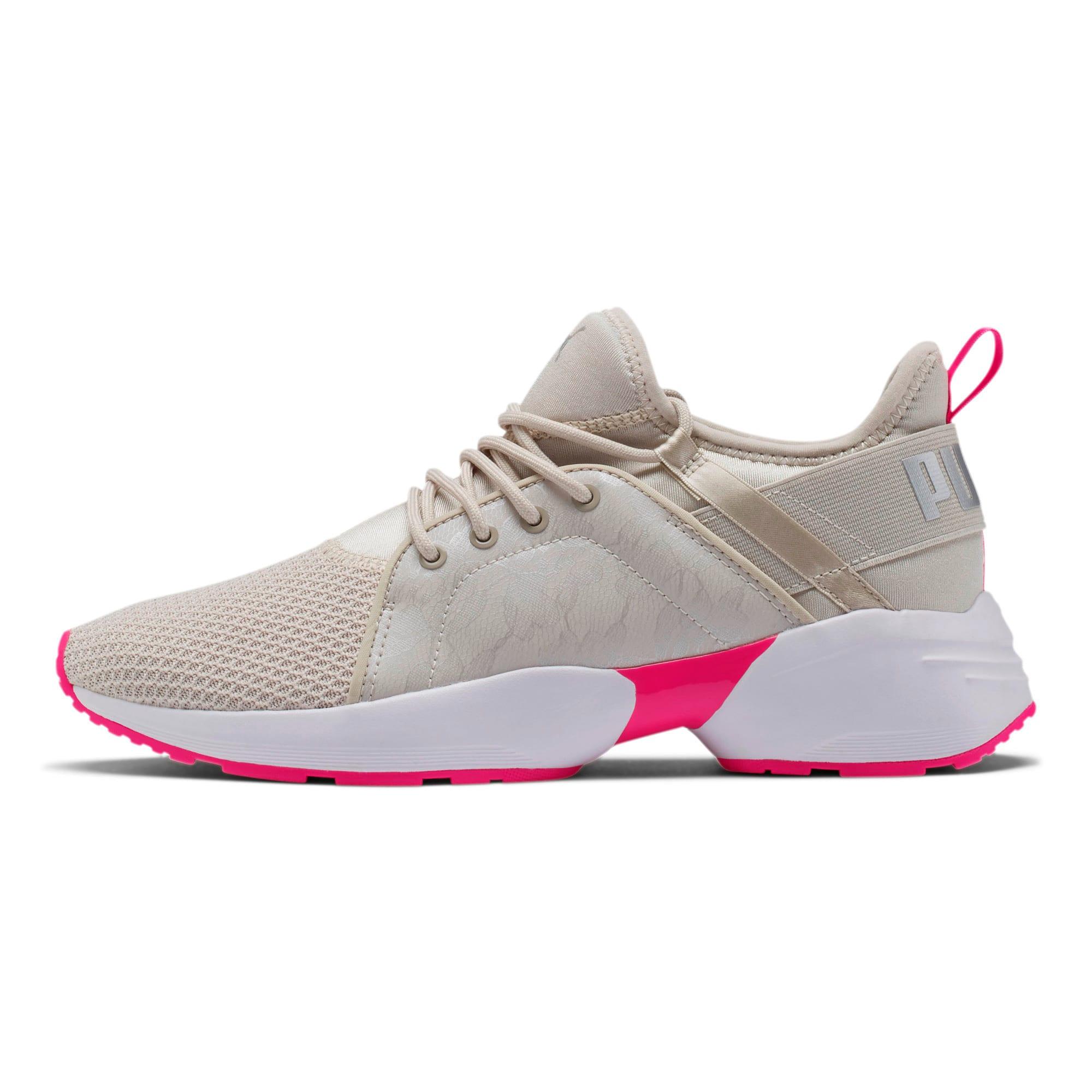 Thumbnail 1 of Sirena Summer Women's Sneakers, Silver Gray-Puma White, medium