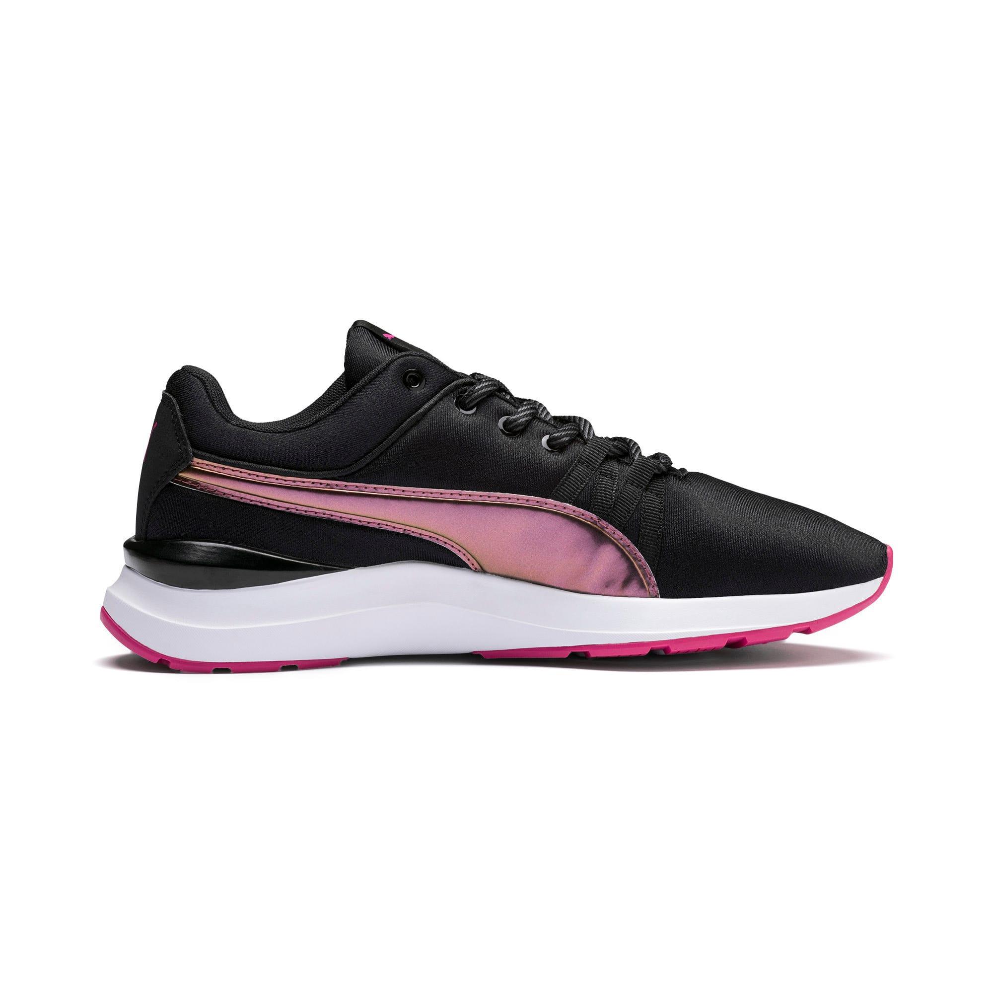 Miniatura 5 de Zapatos deportivos AdelaTrailblazer para mujer, Puma Black-Puma White, mediano