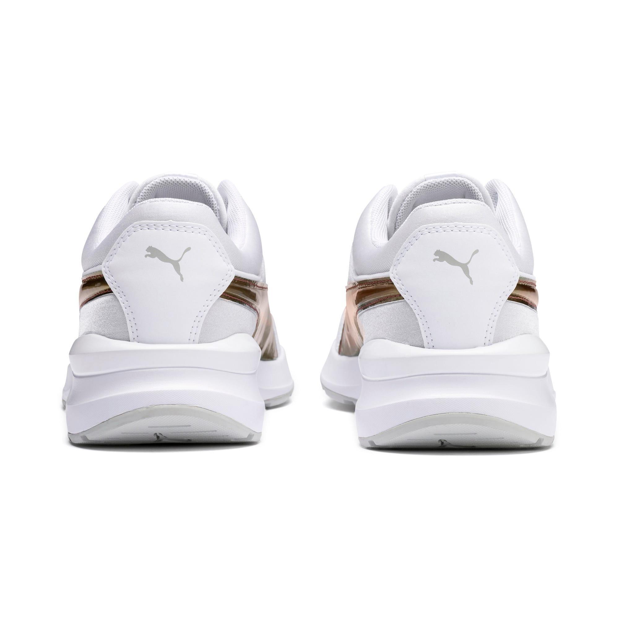 Miniatura 4 de Zapatos deportivos AdelaTrailblazer para mujer, Puma White-Puma White, mediano