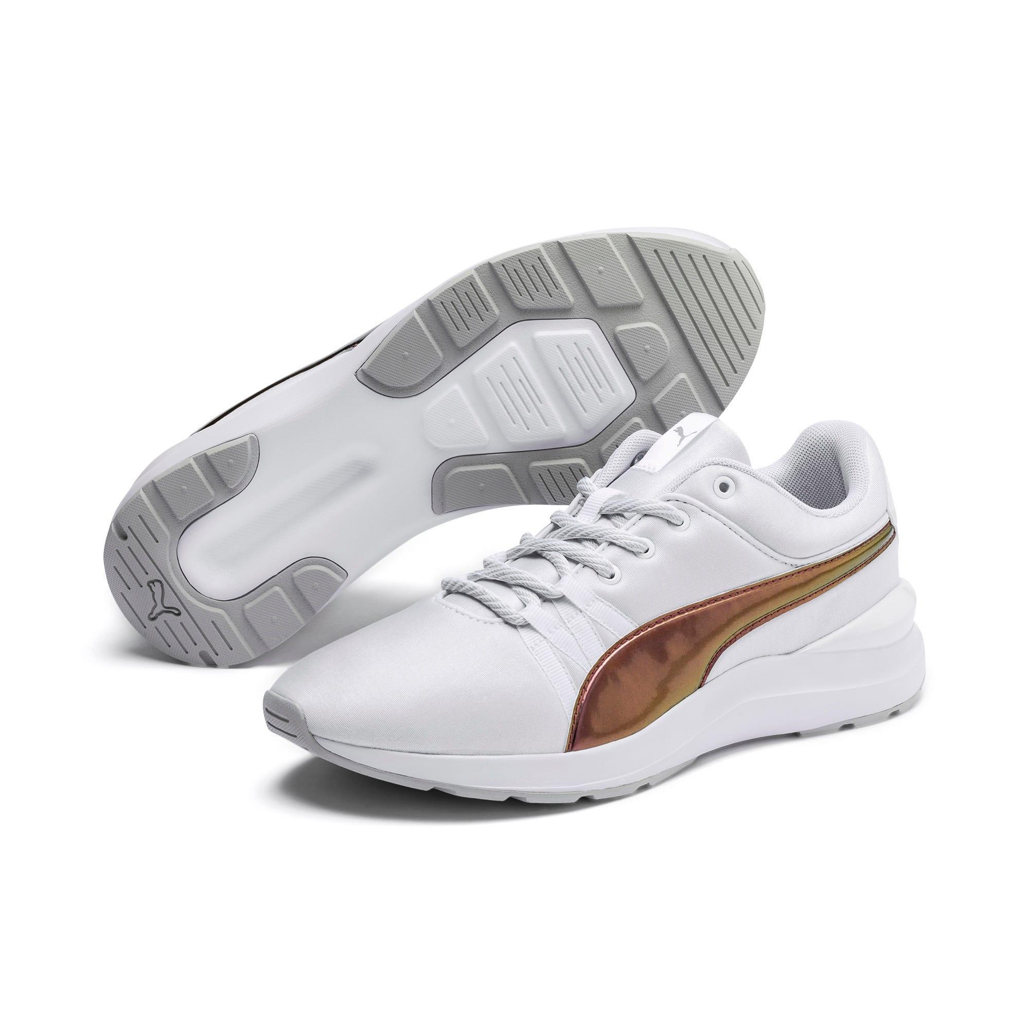 Miniatura 2 de Zapatos deportivos AdelaTrailblazer para mujer, Puma White-Puma White, mediano