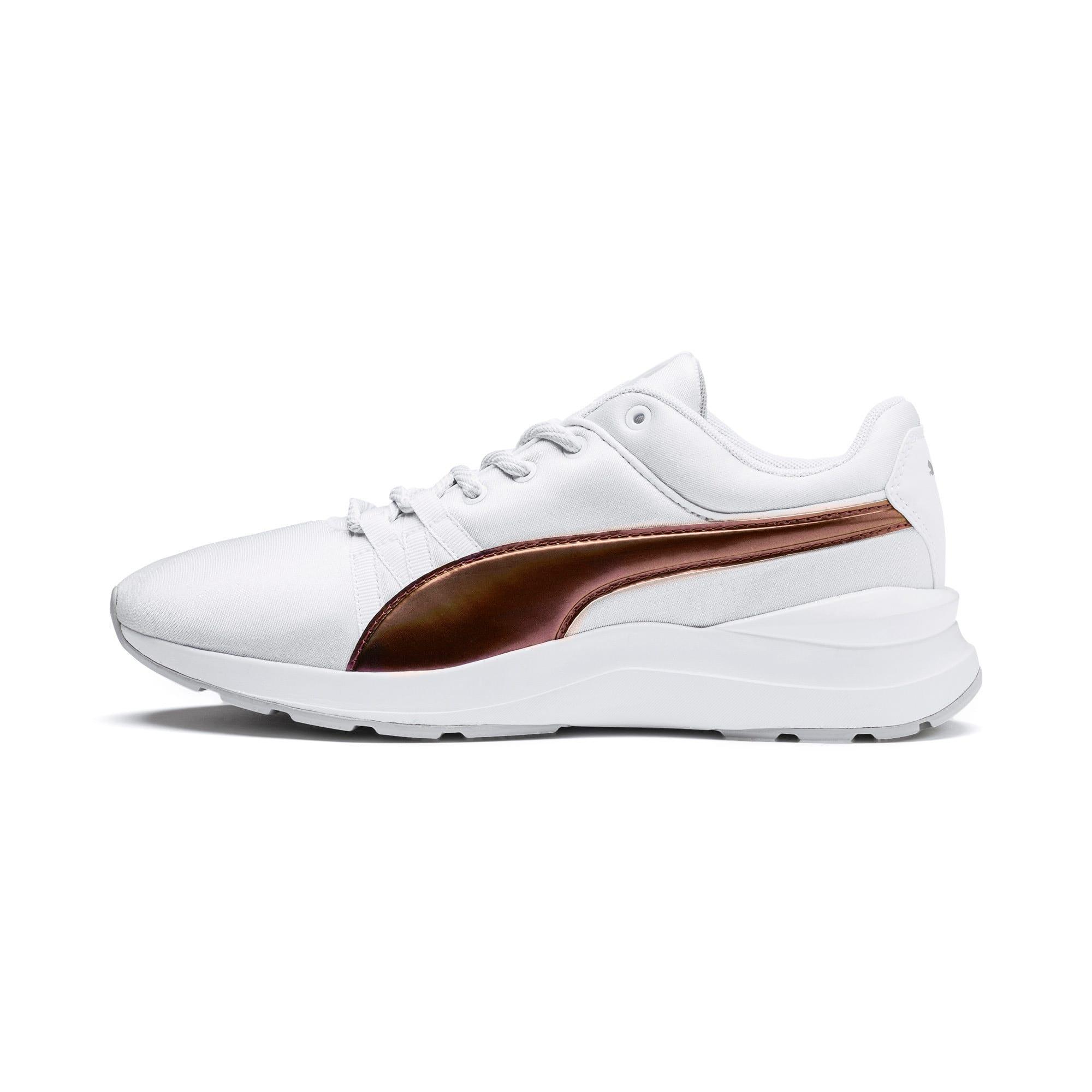 Miniatura 1 de Zapatos deportivos AdelaTrailblazer para mujer, Puma White-Puma White, mediano