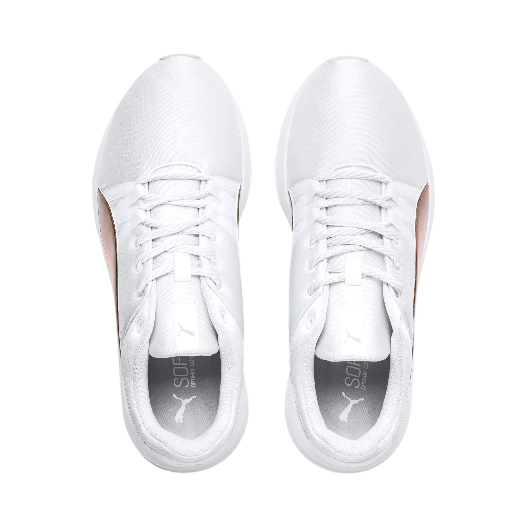 Miniatura 6 de Zapatos deportivos AdelaTrailblazer para mujer, Puma White-Puma White, mediano