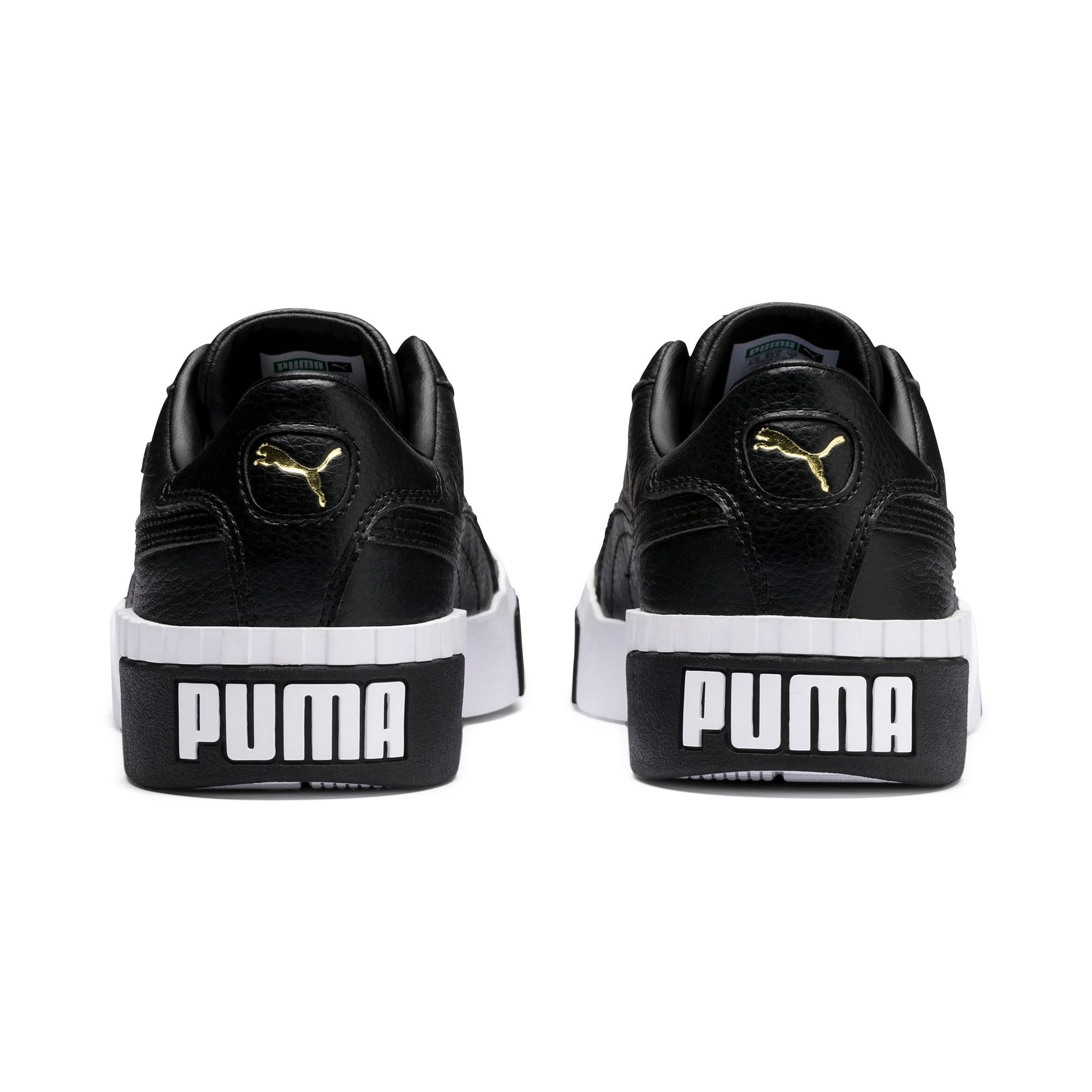Thumbnail 4 of Cali Women's Trainers, Puma Black-Puma White, medium