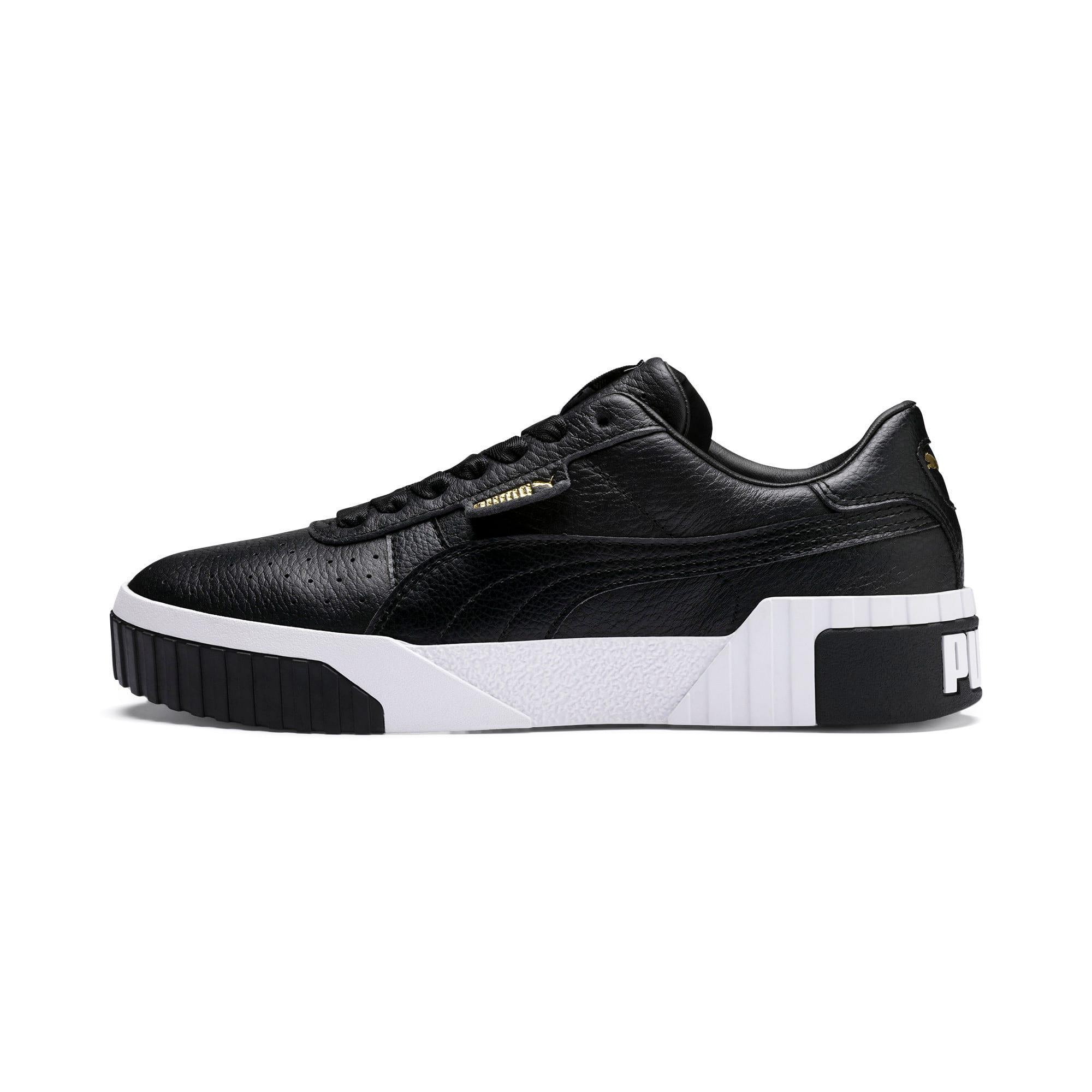 Miniatura 1 de Zapatos deportivos Cali para mujer, Puma Black-Puma White, mediano