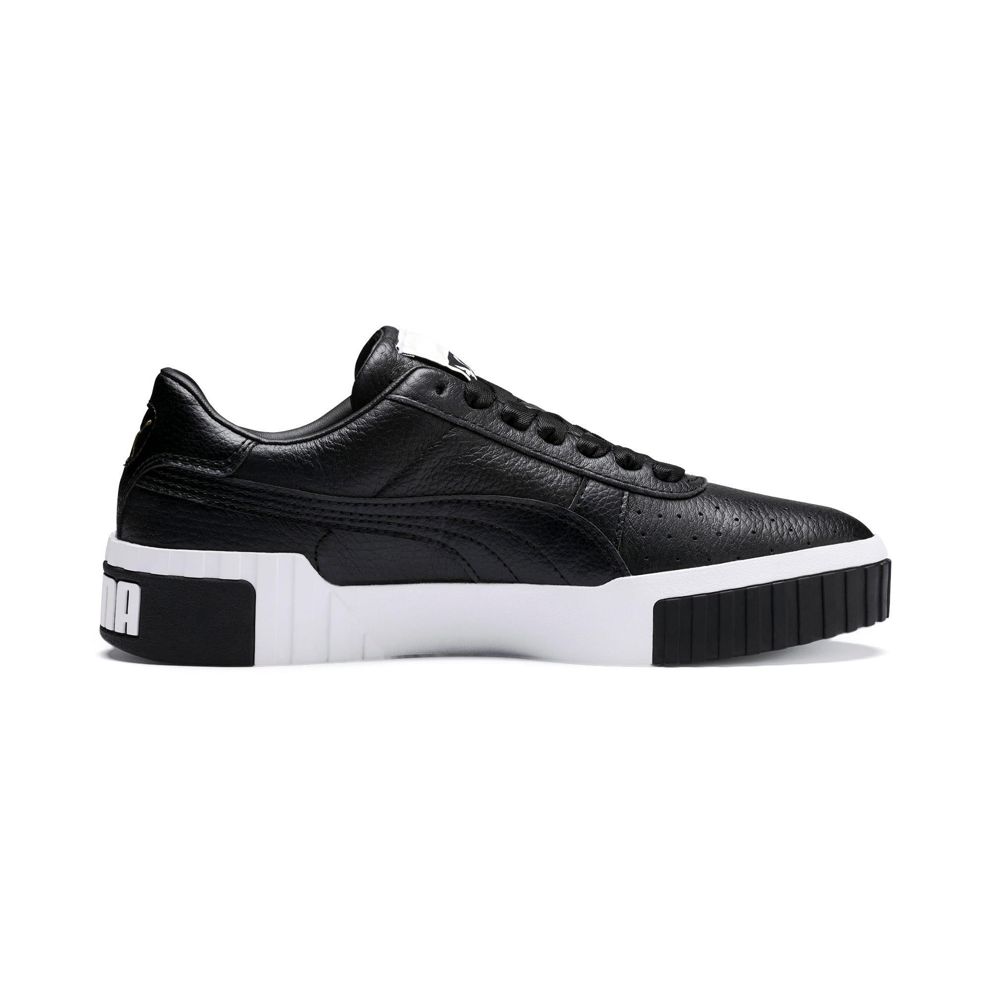 Miniatura 6 de Zapatos deportivos Cali para mujer, Puma Black-Puma White, mediano