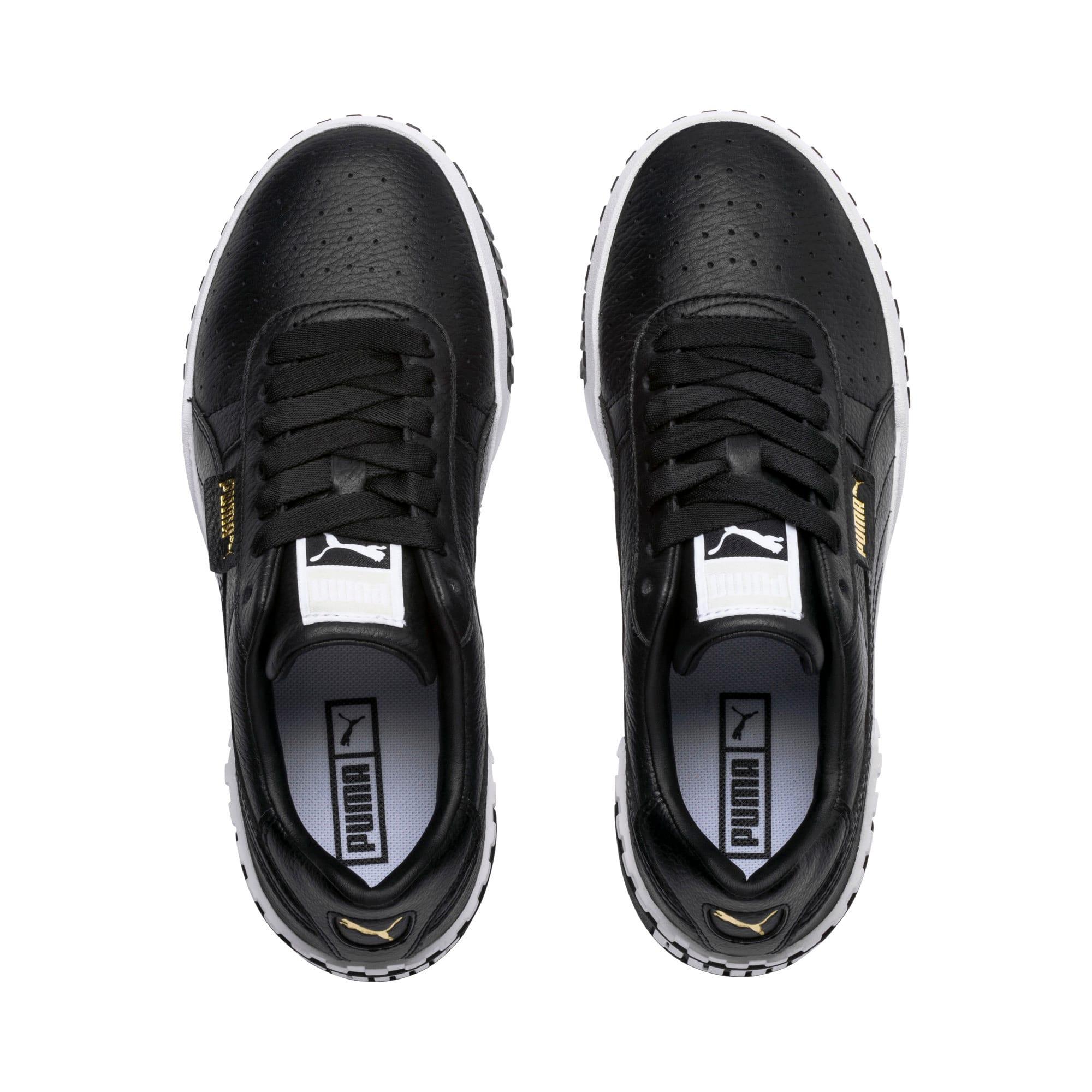 Miniatura 7 de Zapatos deportivos Cali para mujer, Puma Black-Puma White, mediano