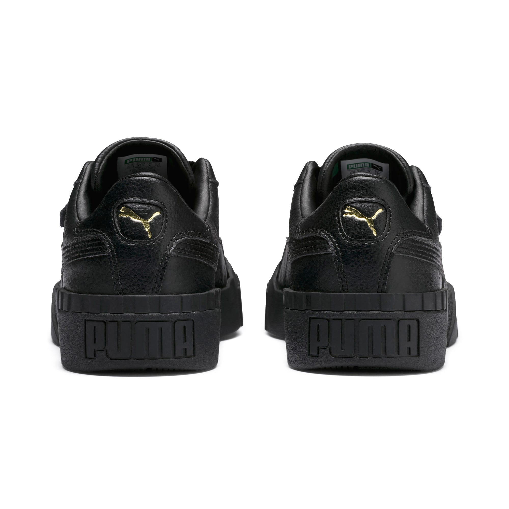 Miniatura 4 de Zapatos deportivos Cali para mujer, Puma Black-Puma Black, mediano