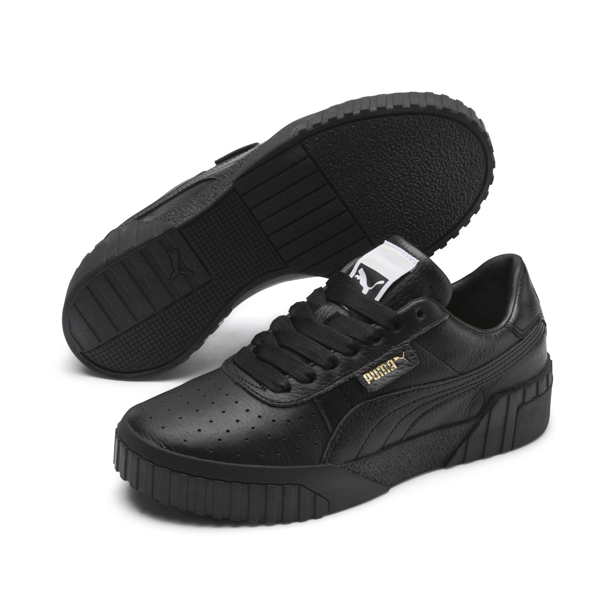Miniatura 3 de Zapatos deportivos Cali para mujer, Puma Black-Puma Black, mediano