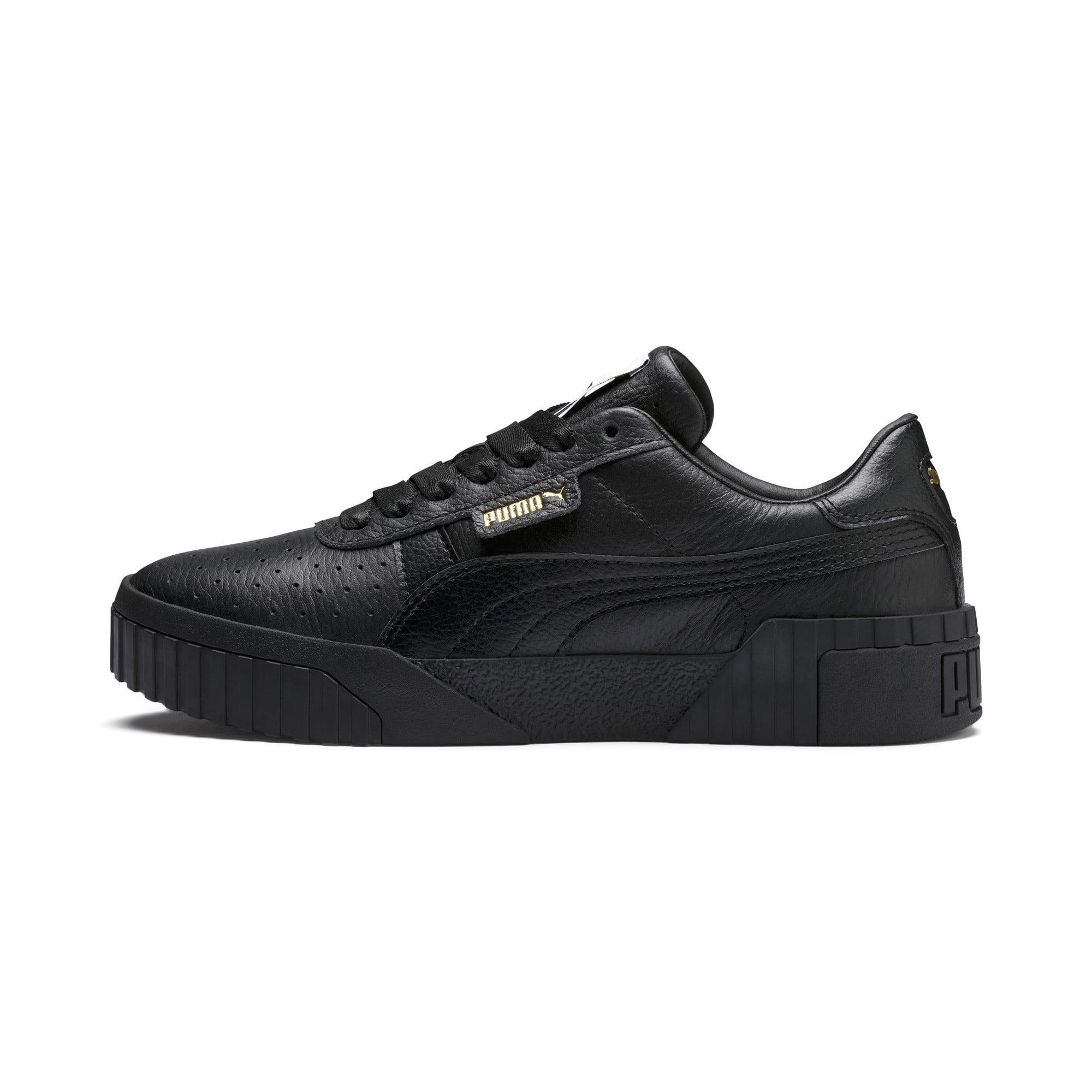 Miniatura 1 de Zapatos deportivos Cali para mujer, Puma Black-Puma Black, mediano