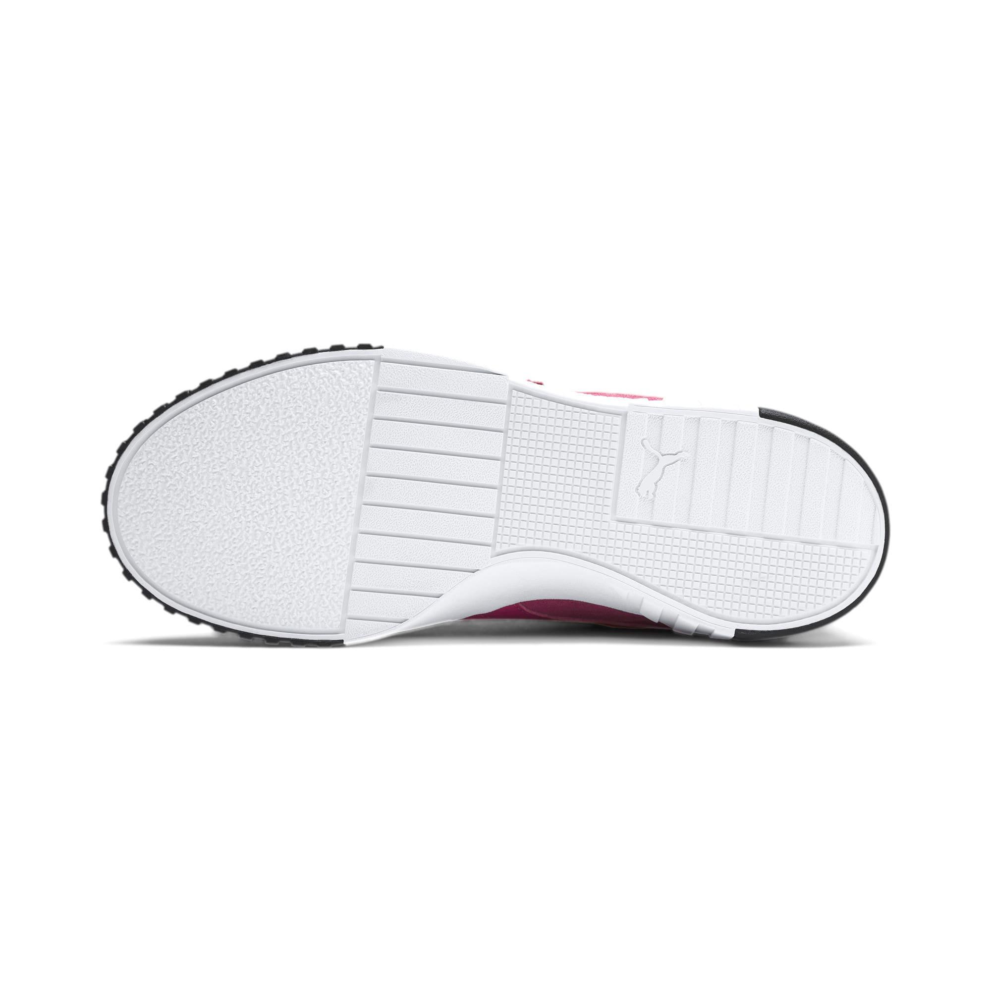 Miniatura 3 de Zapatos deportivos Cali Suede de mujer, Fuchsia Purple, mediano