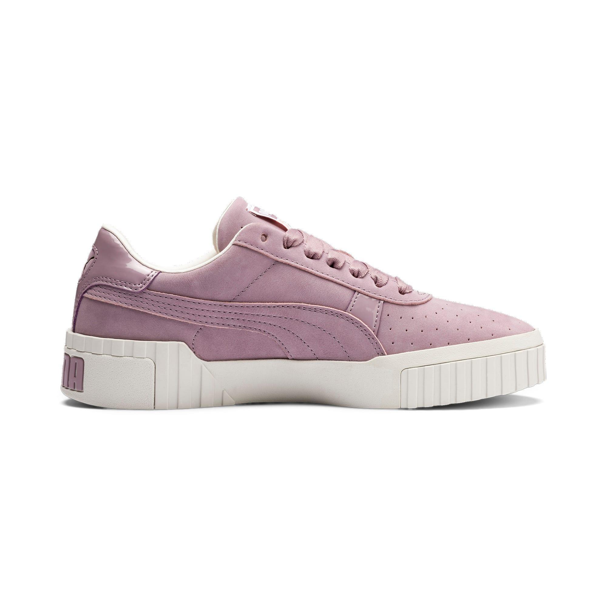 Miniatura 7 de Zapatos deportivos de nobuk Cali para mujer, Elderberry, mediano