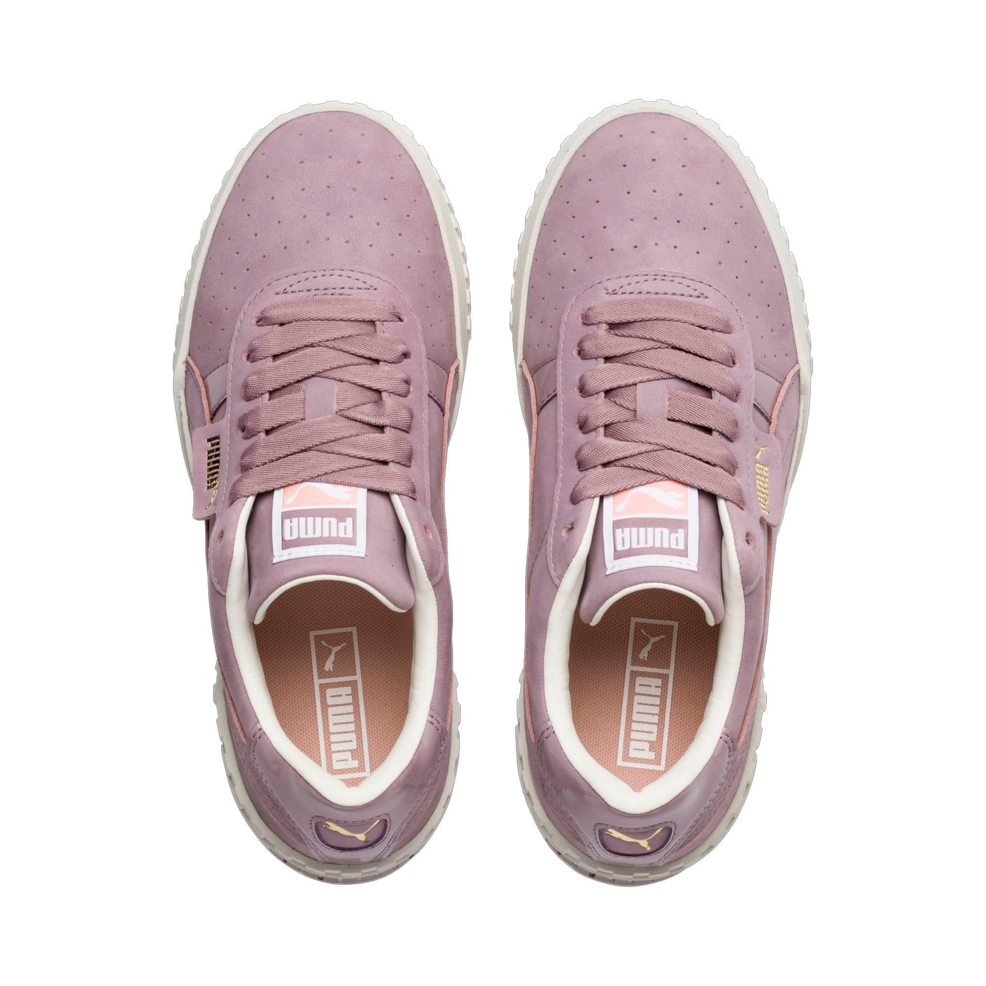 Miniatura 8 de Zapatos deportivos de nobuk Cali para mujer, Elderberry, mediano