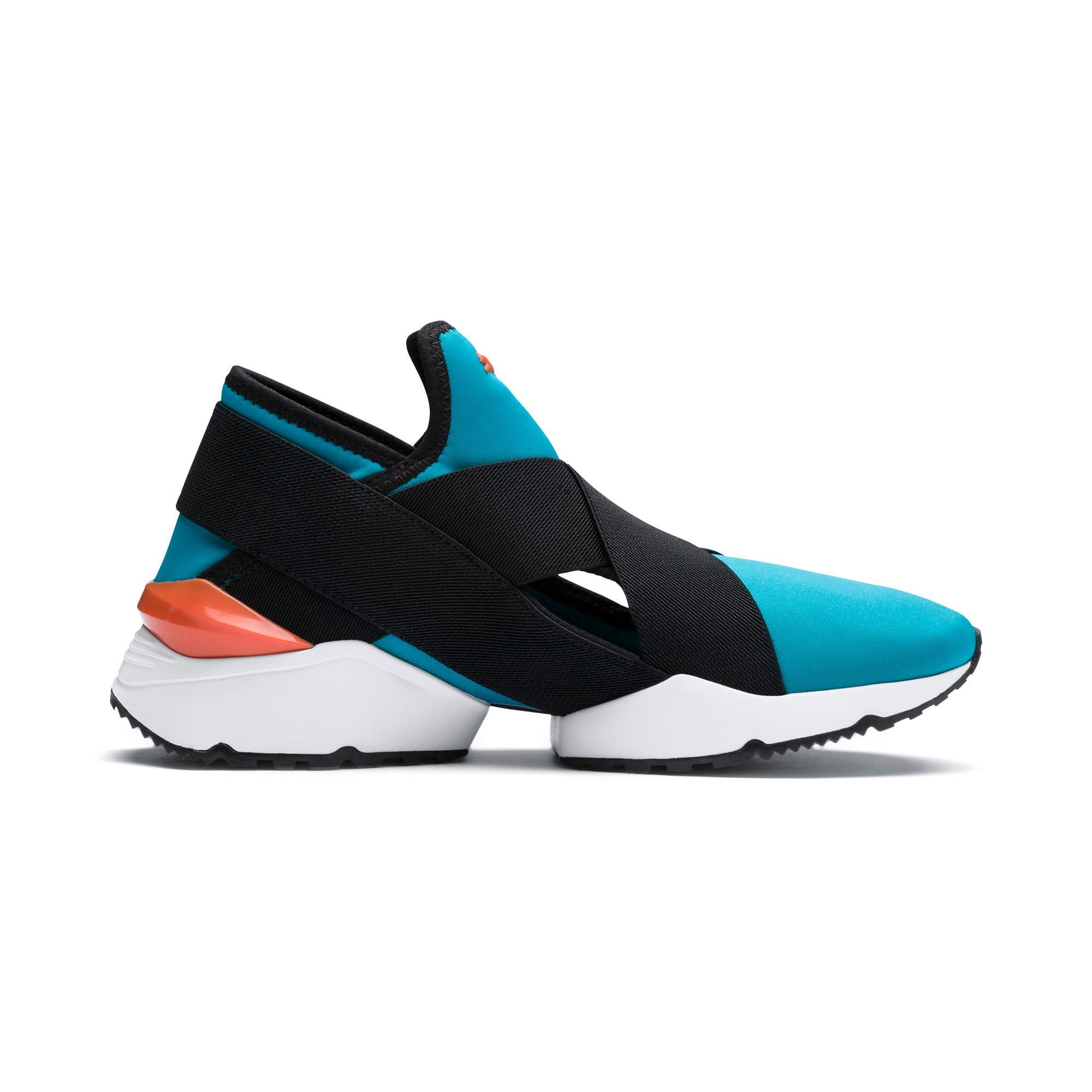 Thumbnail 6 of Muse 2 EOS Trailblazer Women's Sneakers, Caribbean Sea-Puma Black, medium