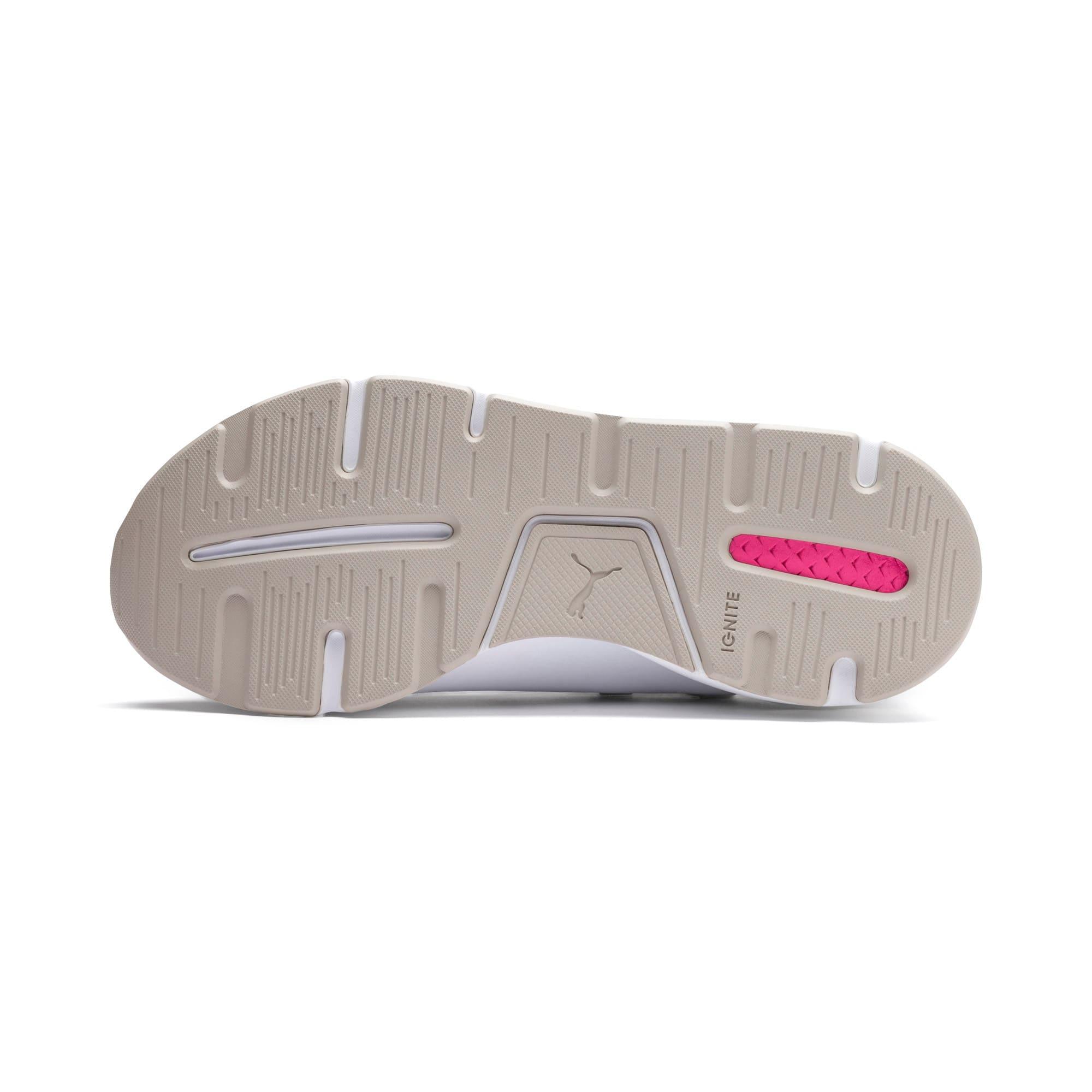 Miniatura 5 de Zapatos deportivos Muse 2 Reptile Trailblazer para mujer, Puma White-Fuchsia Purple, mediano