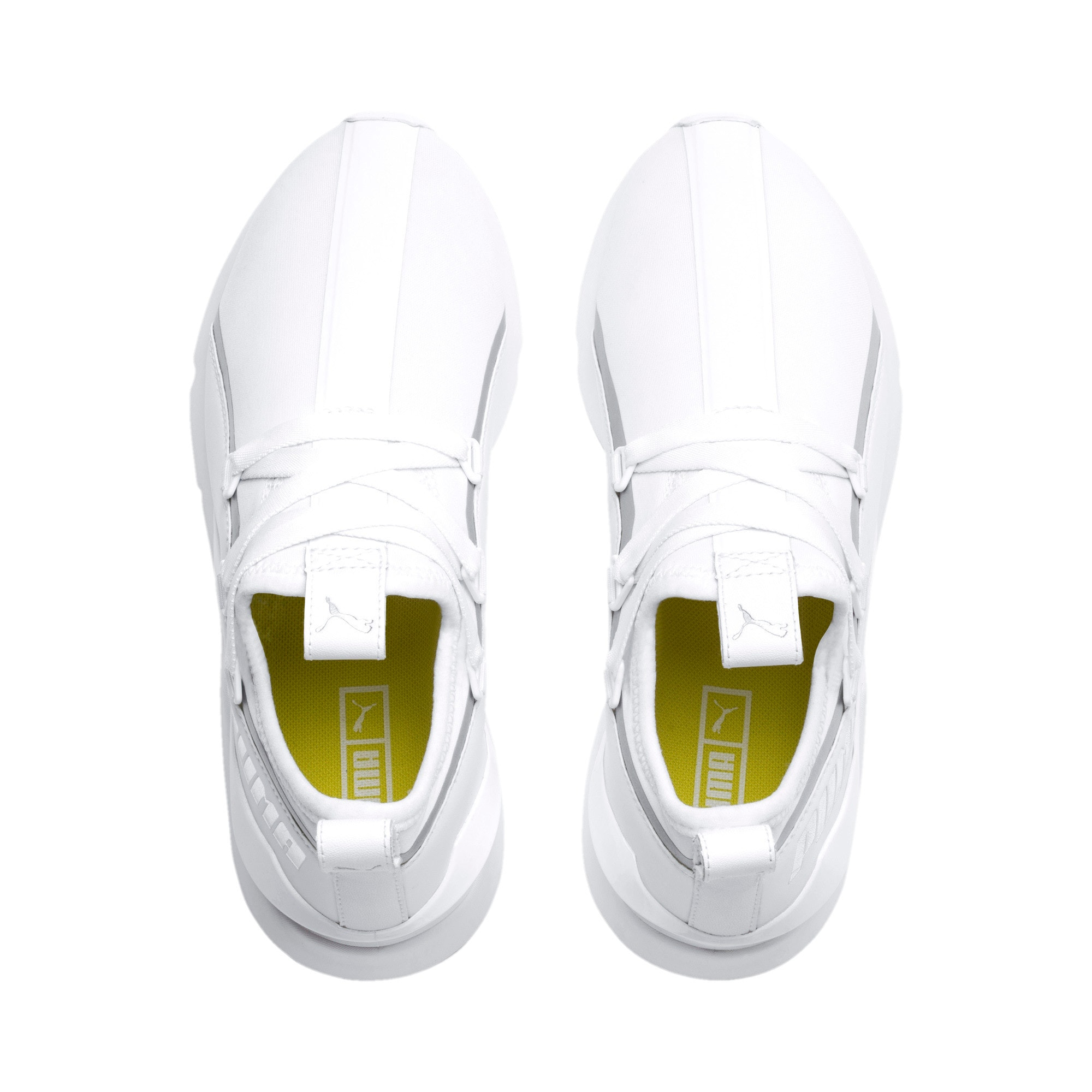 Miniatura 7 de Zapatos deportivos Muse2Trailblazer para mujer, Puma White-Puma Silver, mediano