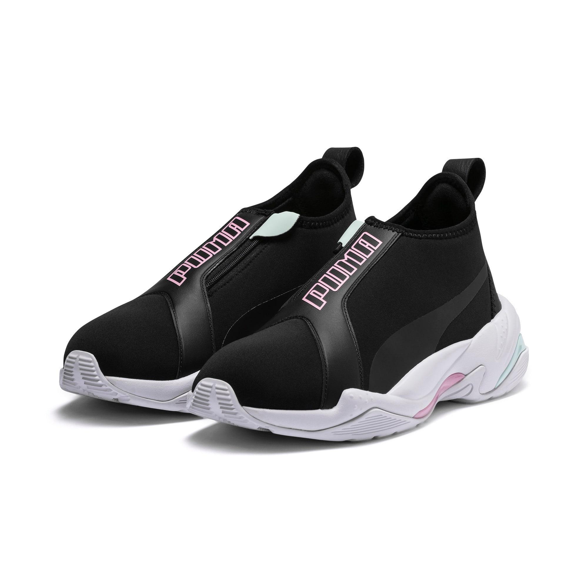 Miniatura 3 de Zapatos deportivos para mujer Thunder Trailblazer, Puma Black-Pale Pink, mediano