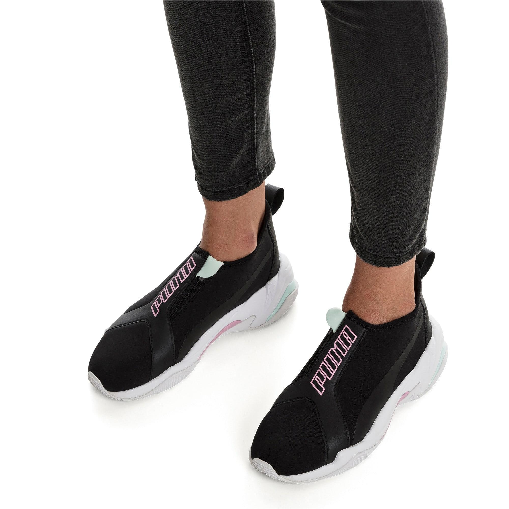 Miniatura 2 de Zapatos deportivos para mujer Thunder Trailblazer, Puma Black-Pale Pink, mediano