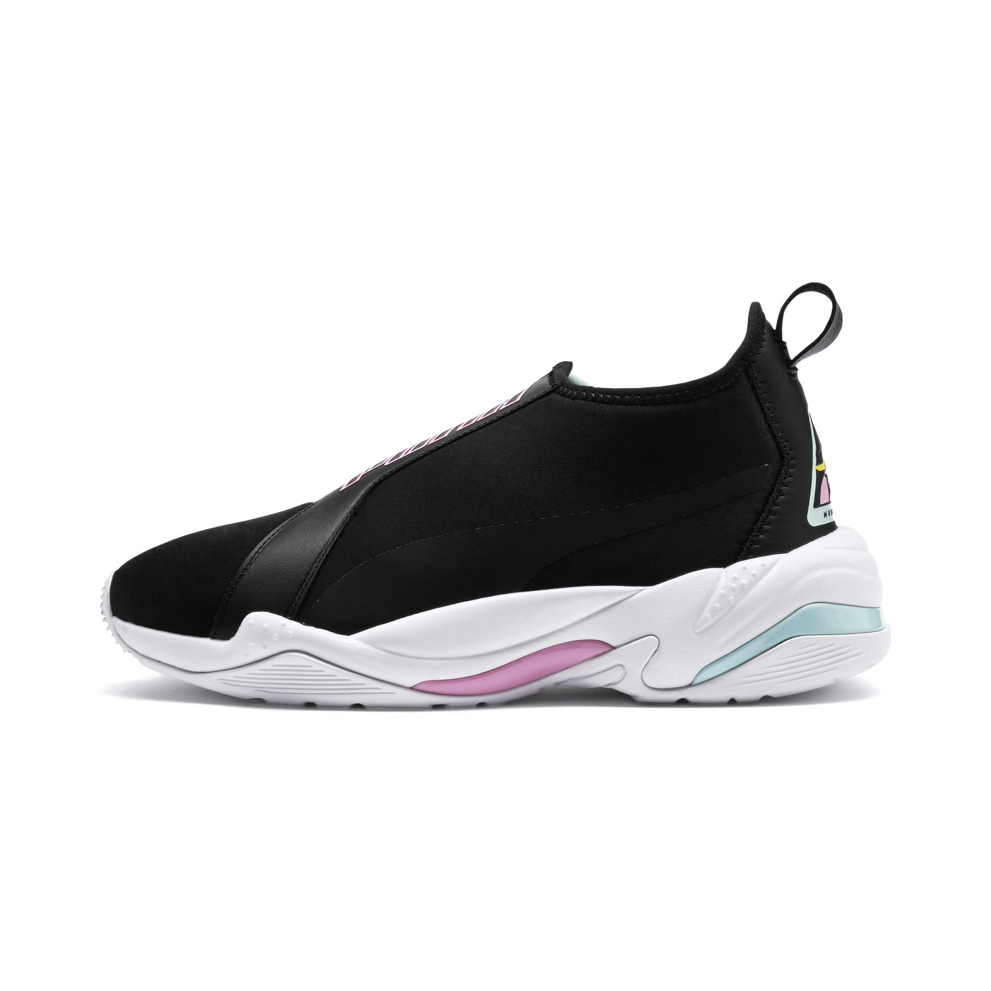 Miniatura 1 de Zapatos deportivos para mujer Thunder Trailblazer, Puma Black-Pale Pink, mediano