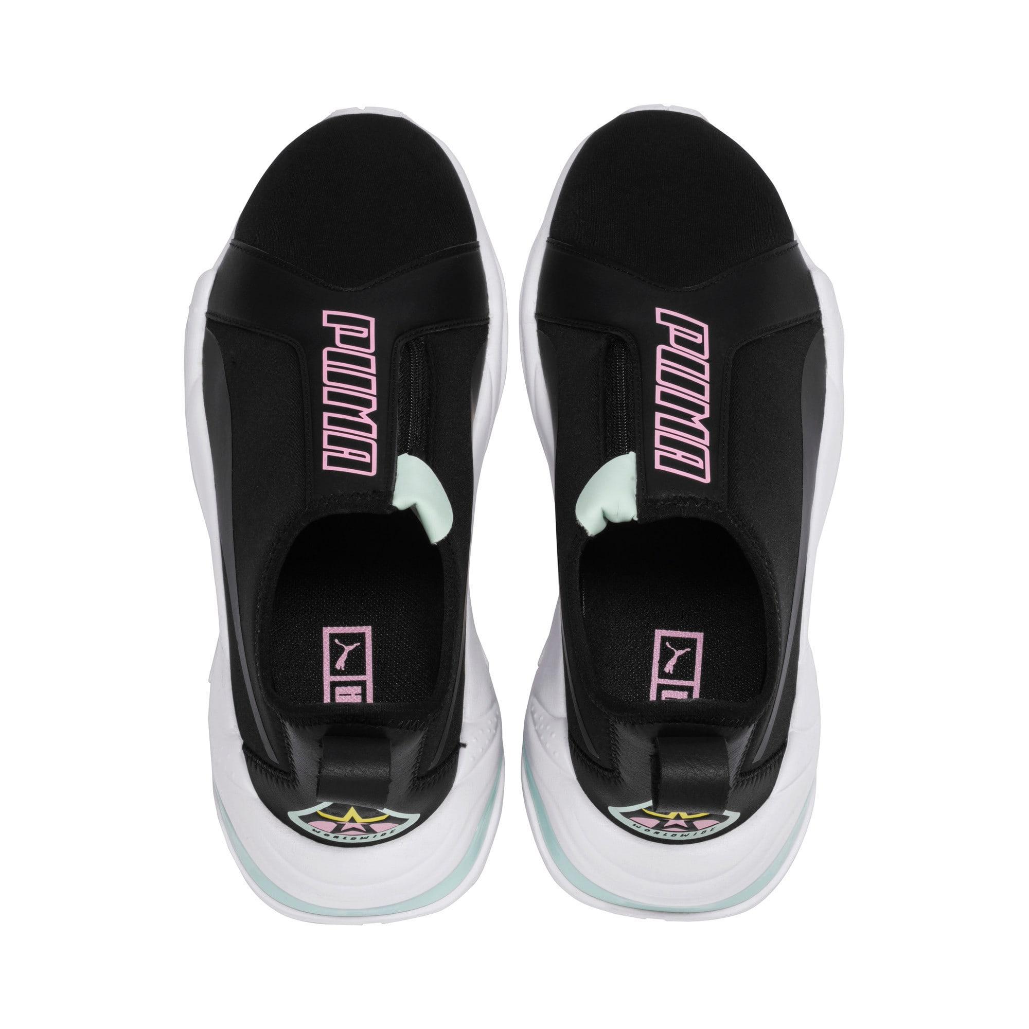 Miniatura 7 de Zapatos deportivos para mujer Thunder Trailblazer, Puma Black-Pale Pink, mediano
