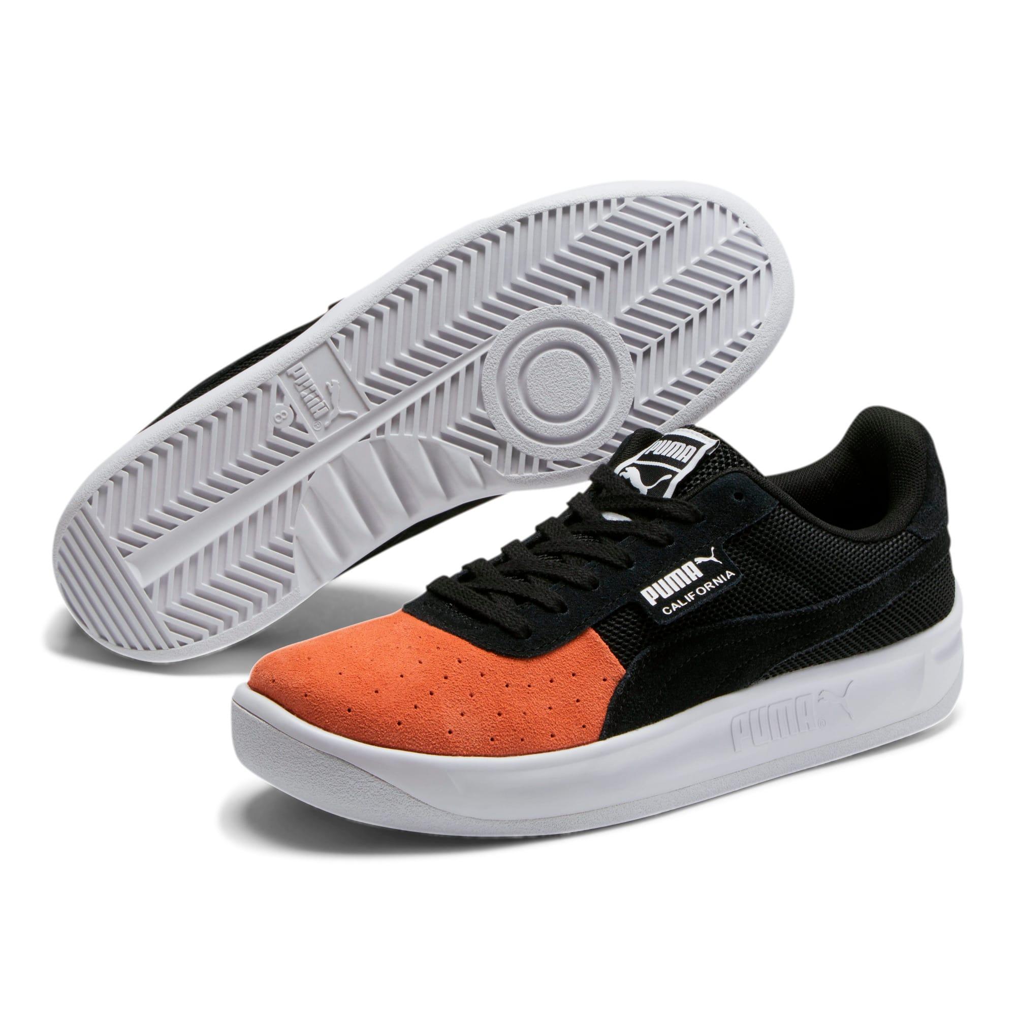 Miniatura 2 de Zapatos deportivos California Summer, Nasturtium-Puma Blk-Puma Wht, mediano
