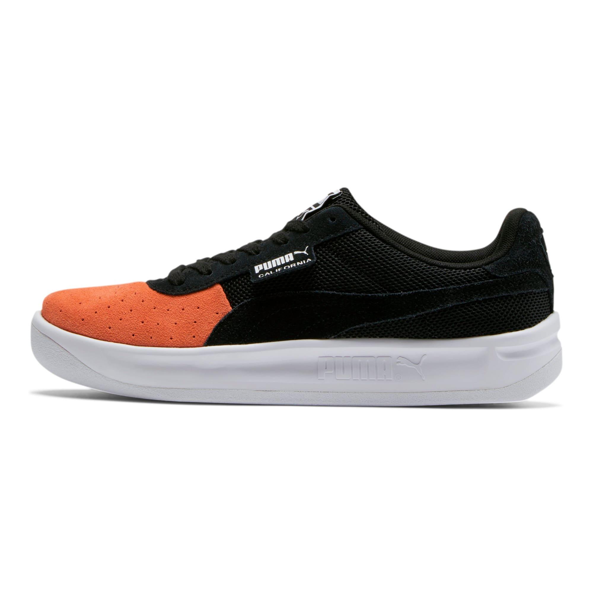 Miniatura 1 de Zapatos deportivos California Summer, Nasturtium-Puma Blk-Puma Wht, mediano