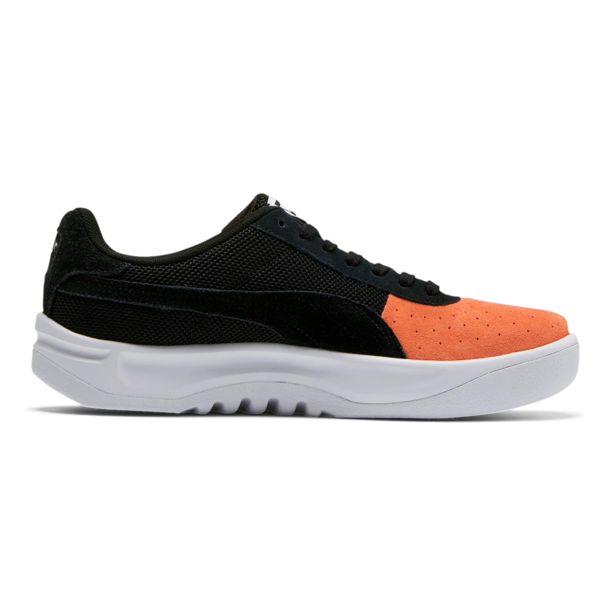 Miniatura 5 de Zapatos deportivos California Summer, Nasturtium-Puma Blk-Puma Wht, mediano