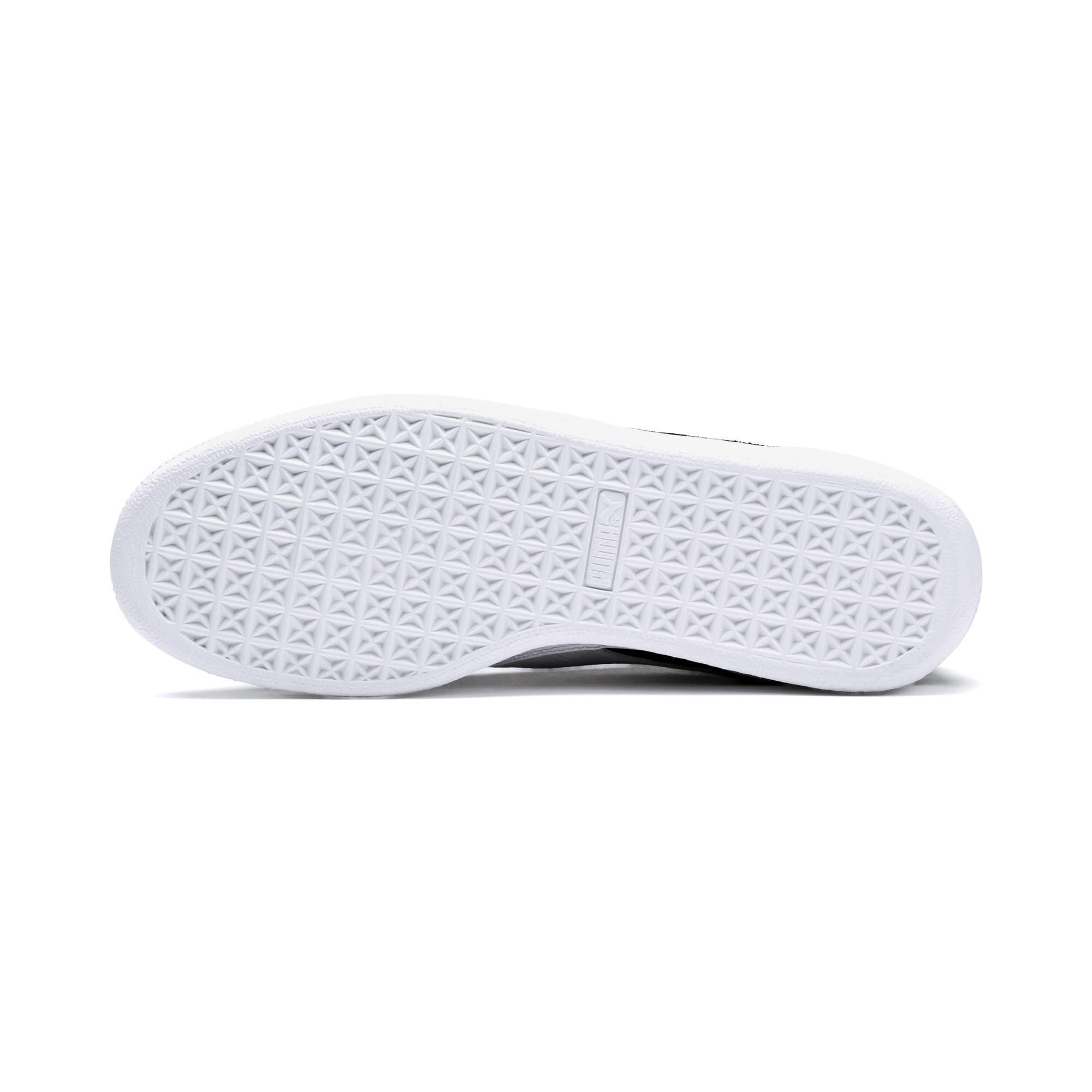 Thumbnail 3 of Suede Skate Sneakers, Puma Black-Puma White, medium