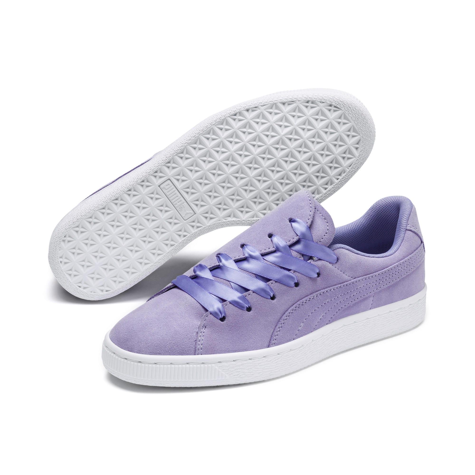 Thumbnail 6 of Suede Crush Women's Sneakers, Sweet Lavender, medium