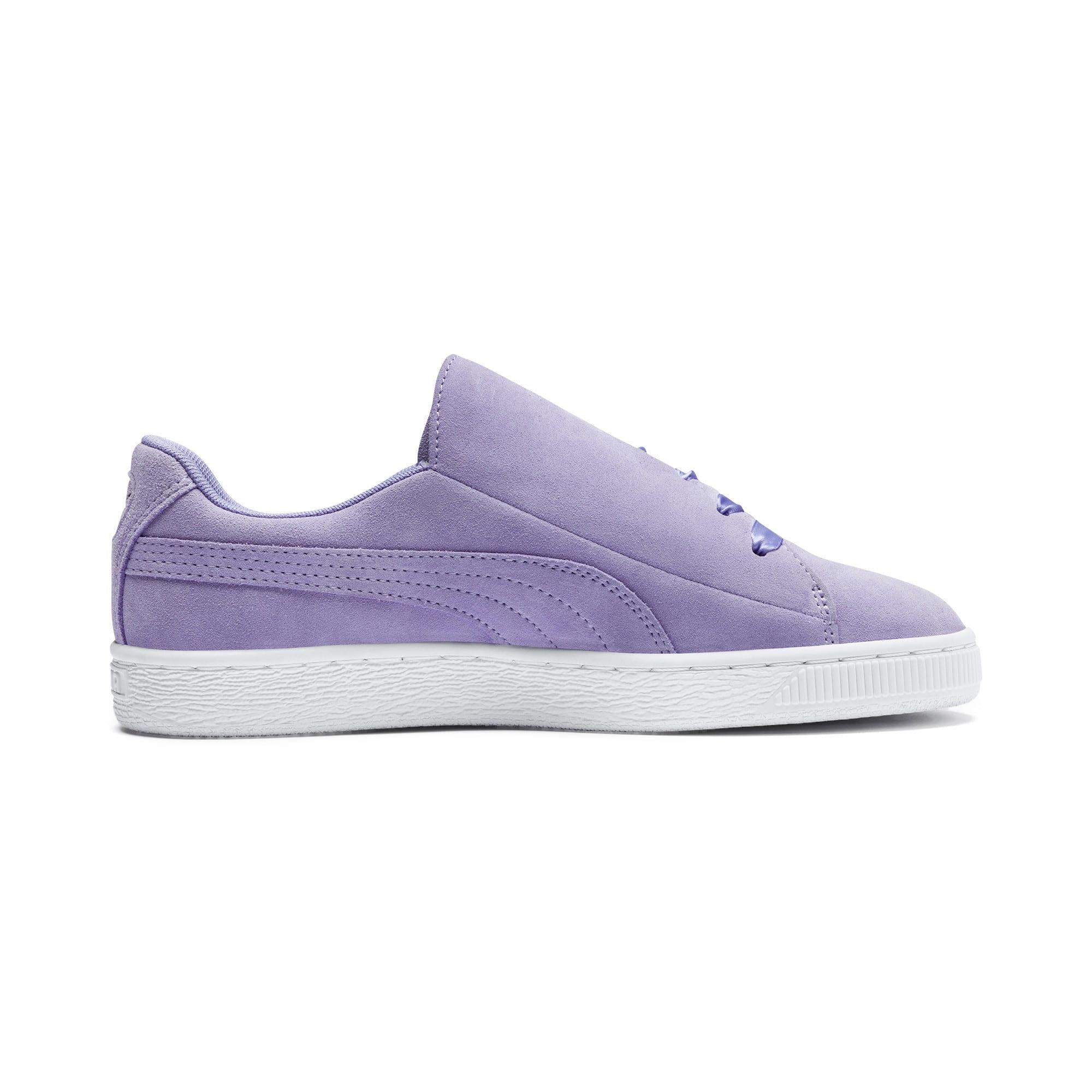 Thumbnail 5 of Suede Crush Women's Sneakers, Sweet Lavender, medium