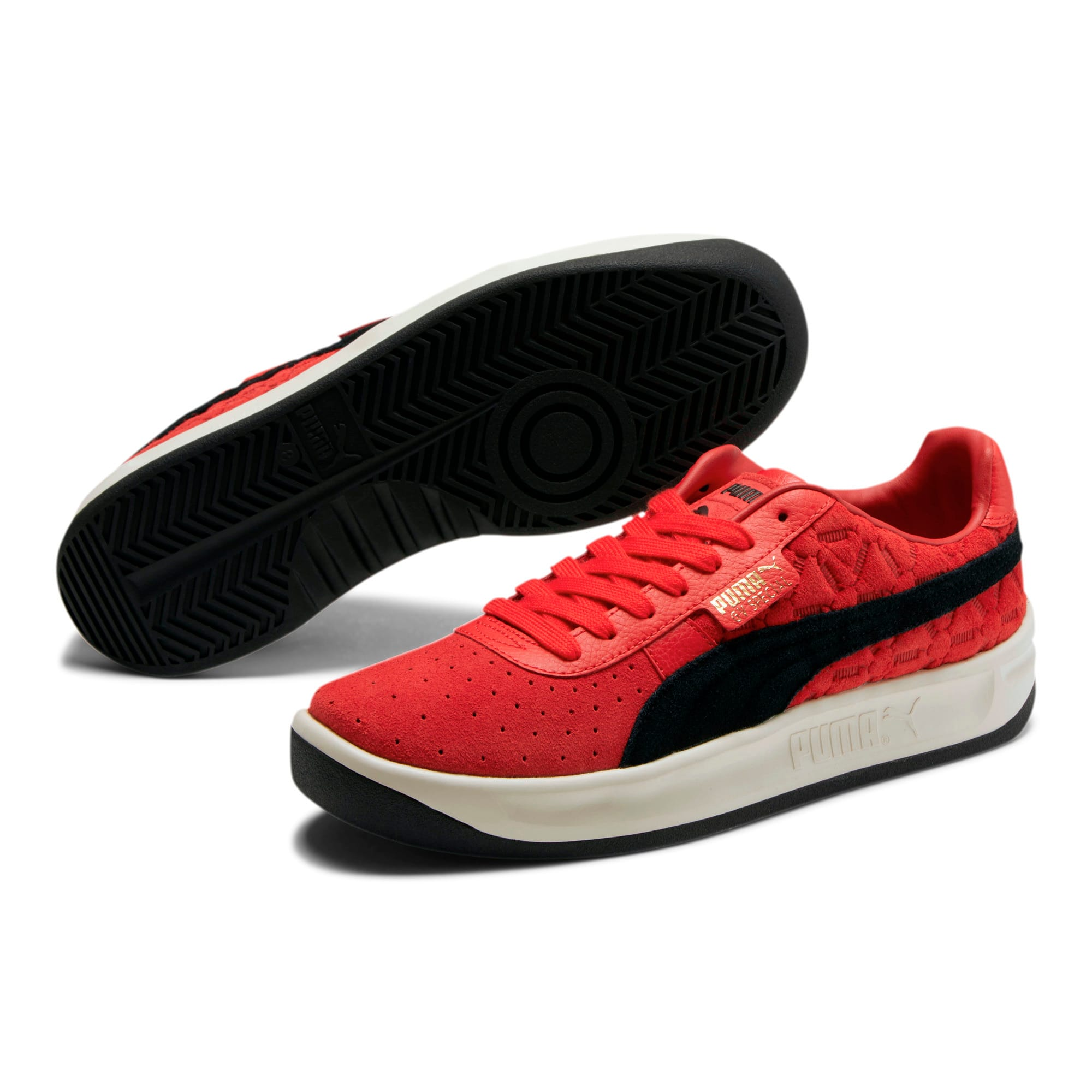 Miniatura 2 de Zapatos deportivos GV SpecialLux, HighRiskRed-P Blk-WhisperWht, mediano
