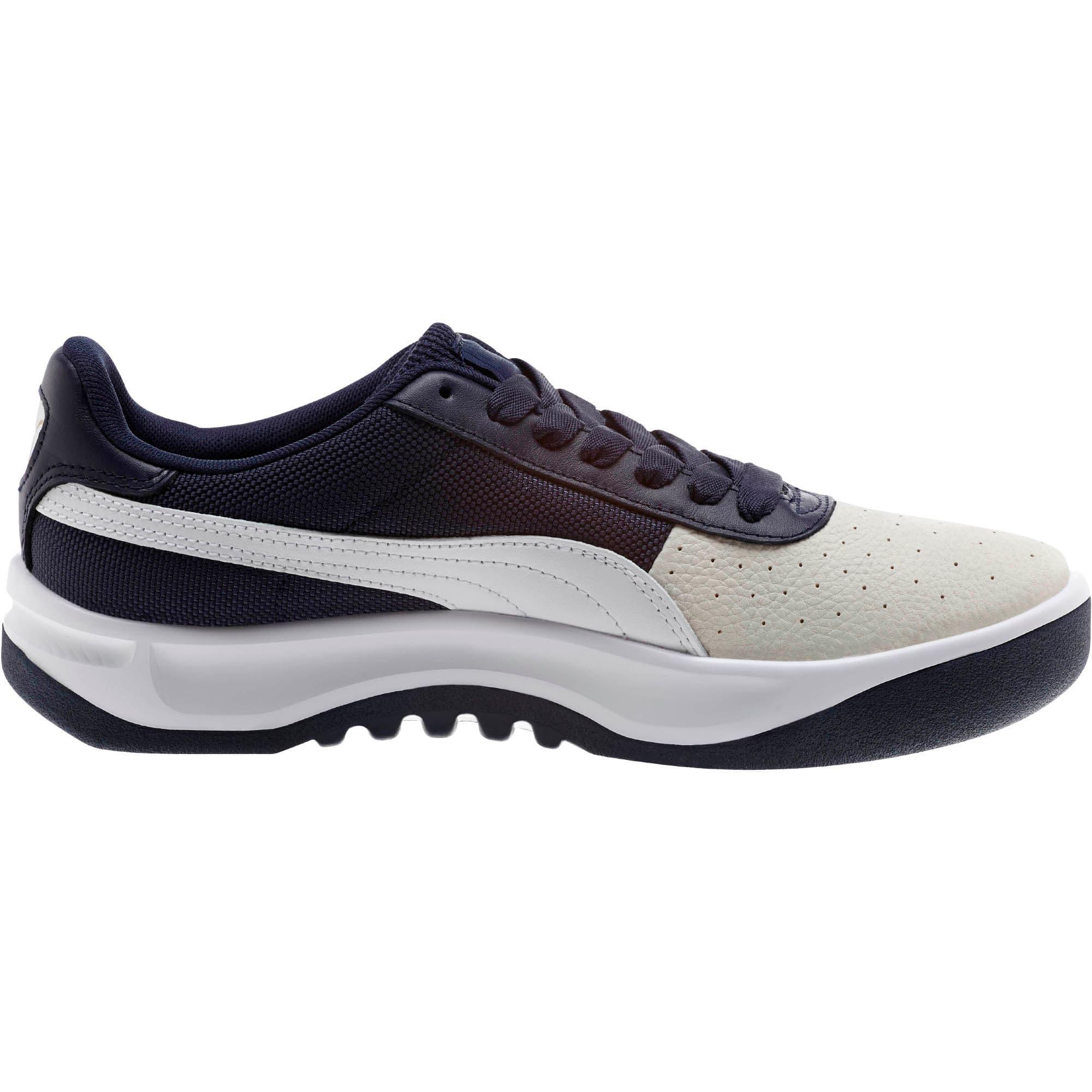 Thumbnail 4 of California Sneakers, Glacier Gray-Peacoat-PumaWht, medium