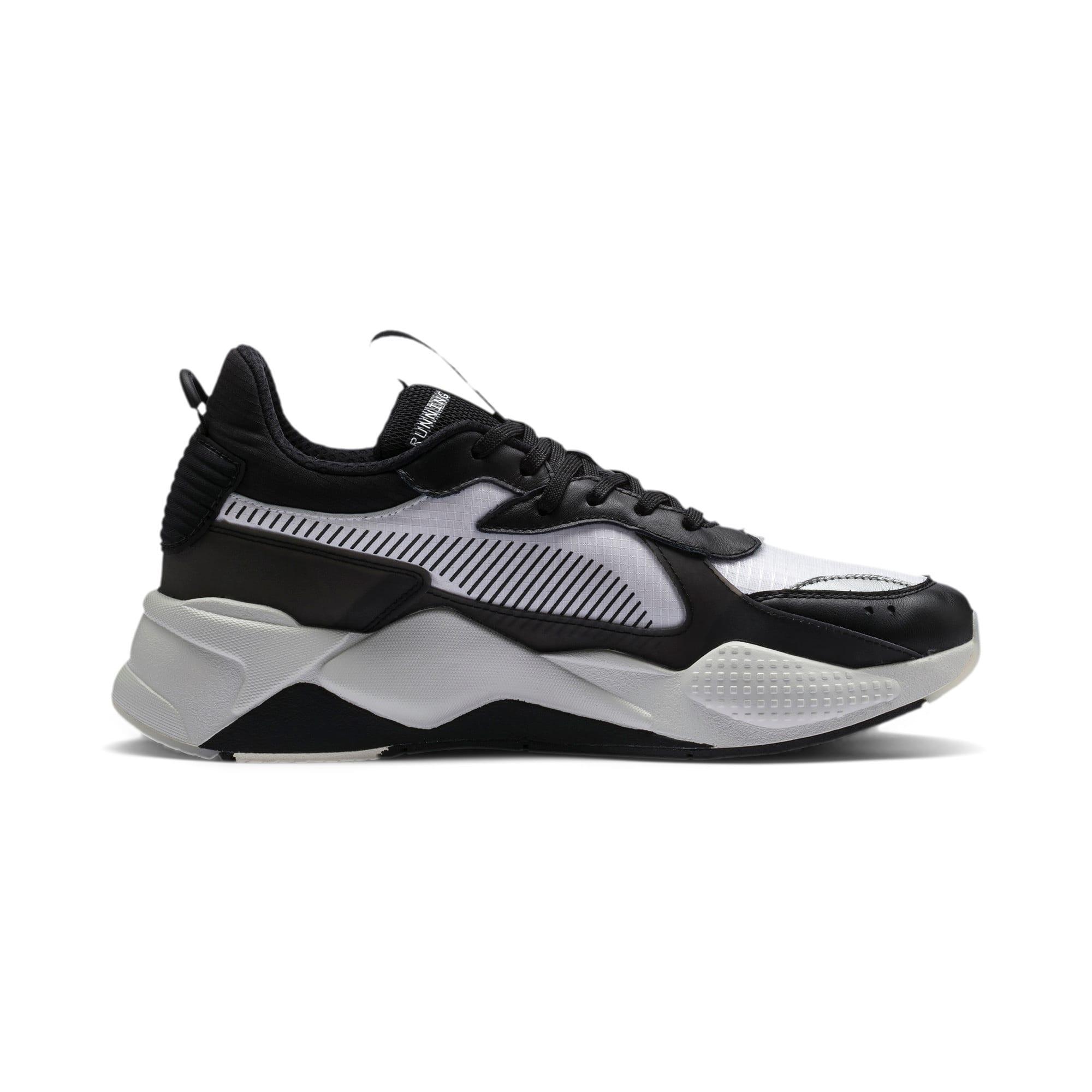 Thumbnail 6 of Basket RS-X Tech, Puma Black-Vaporous Gray, medium