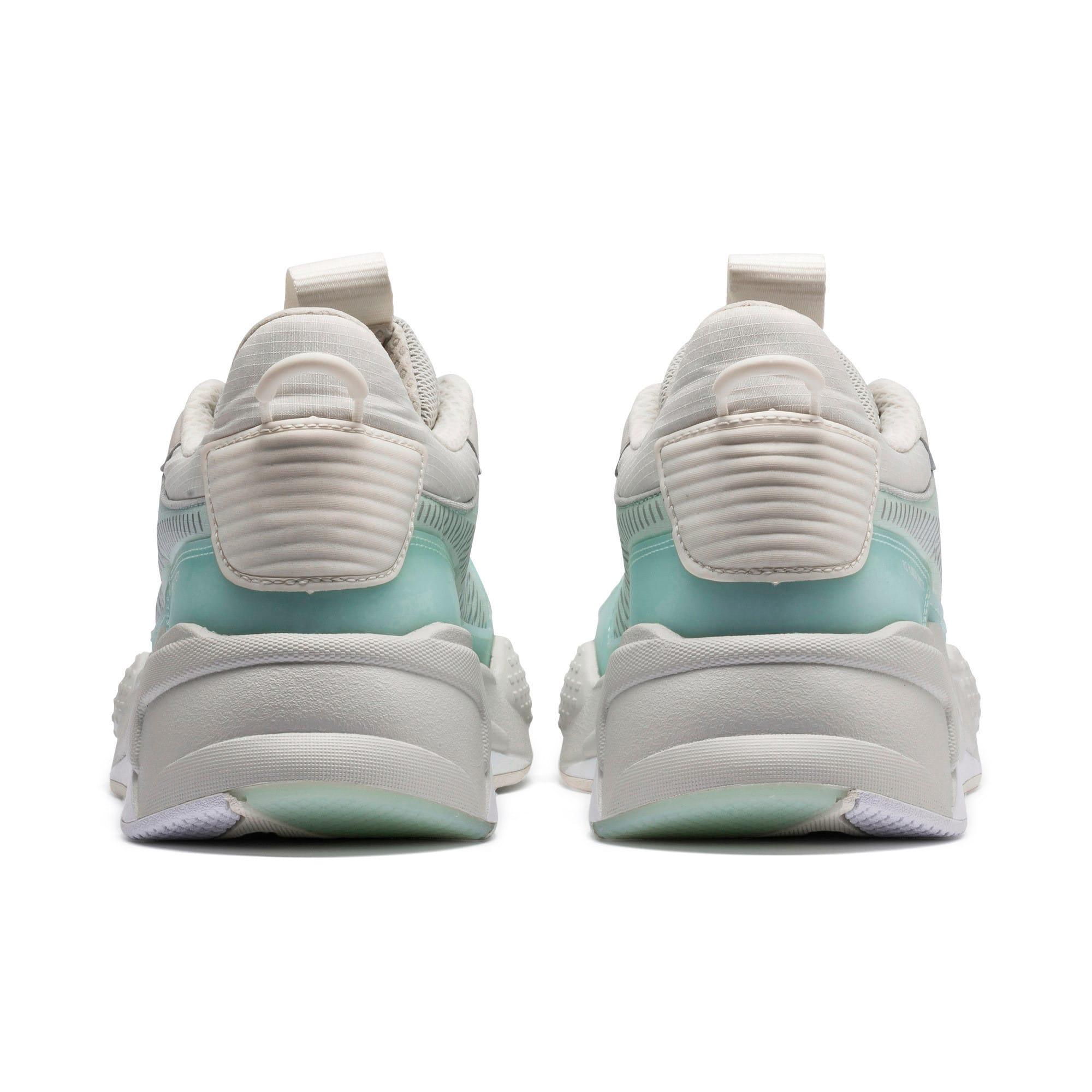 Thumbnail 3 of RS-X TECH Sneakers, Vaporous Gray-Fair Aqua, medium