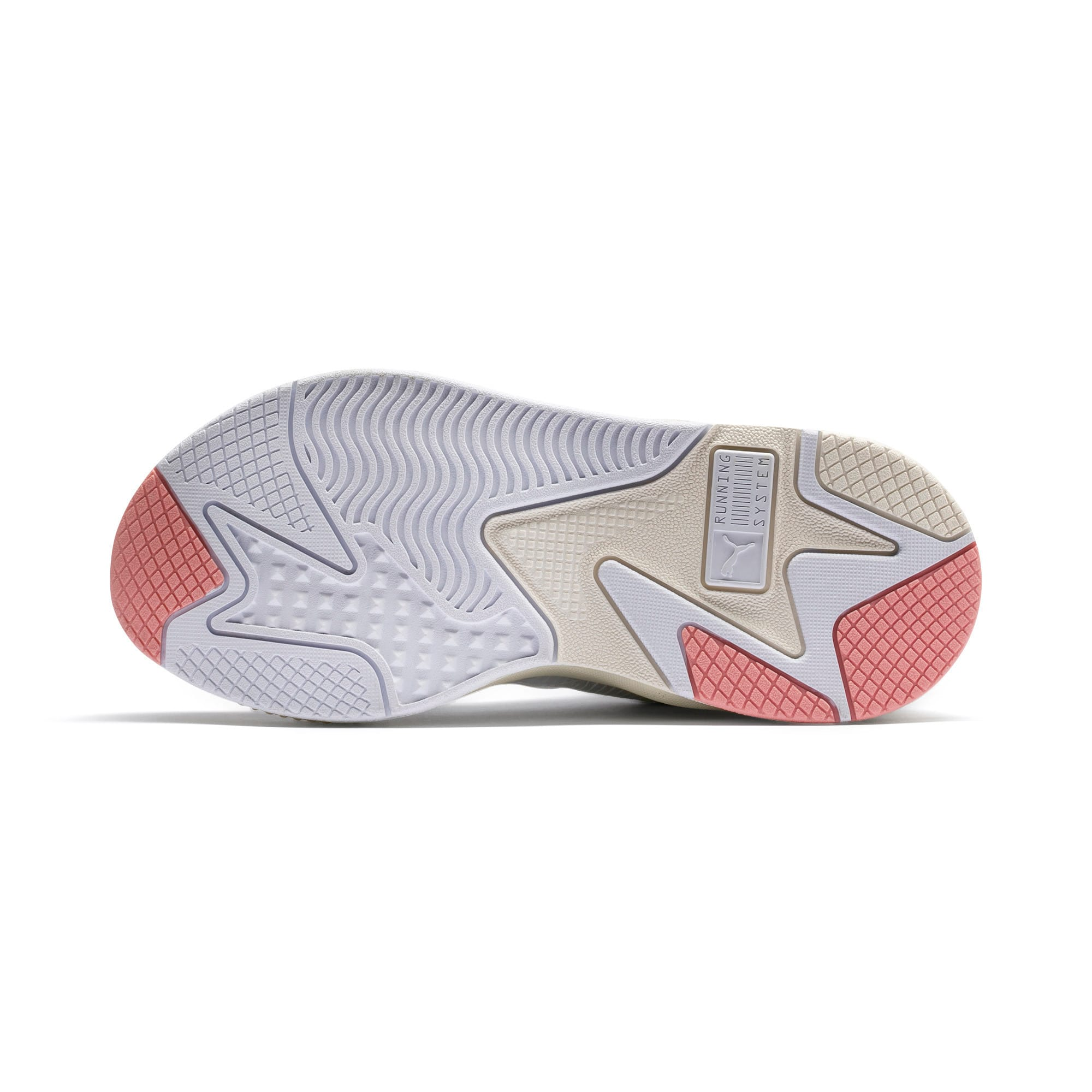 Thumbnail 5 of RS-X TECH Sneakers, Puma White-Peach Bud, medium