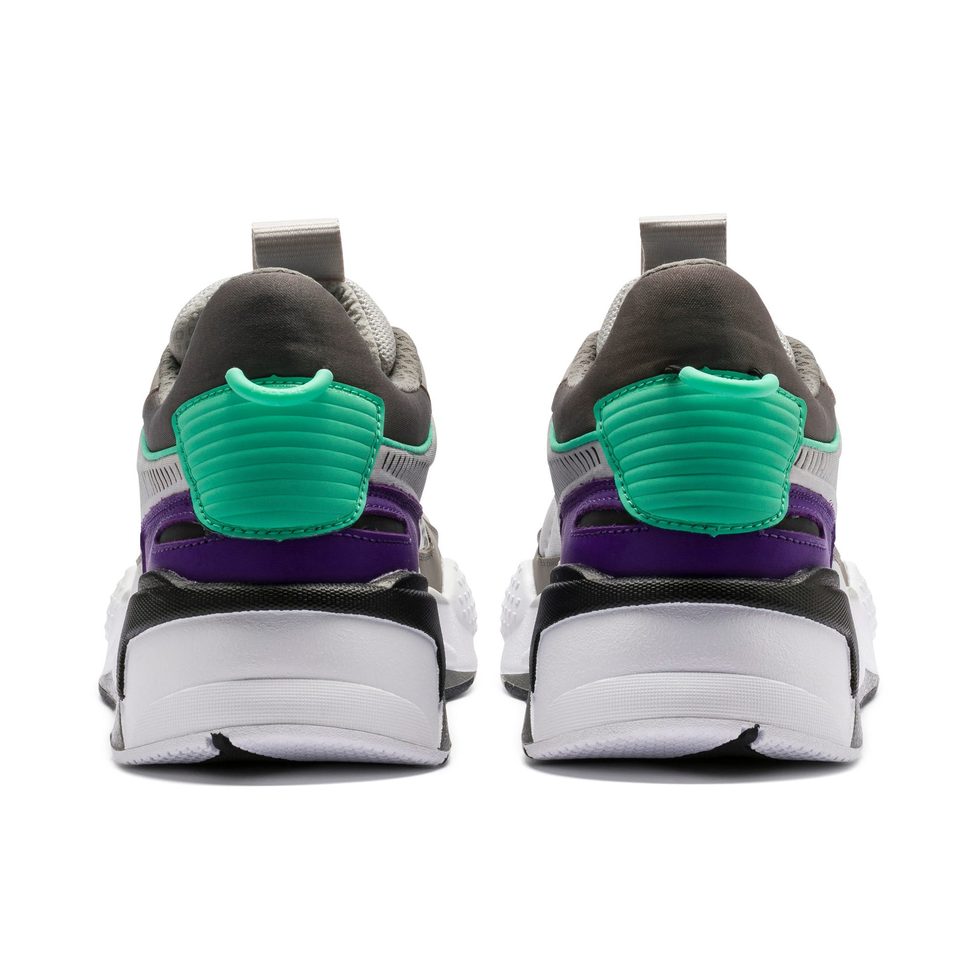 Thumbnail 5 of RS-X Tracks Trainers, Gray Violet-Charcoal Gray, medium