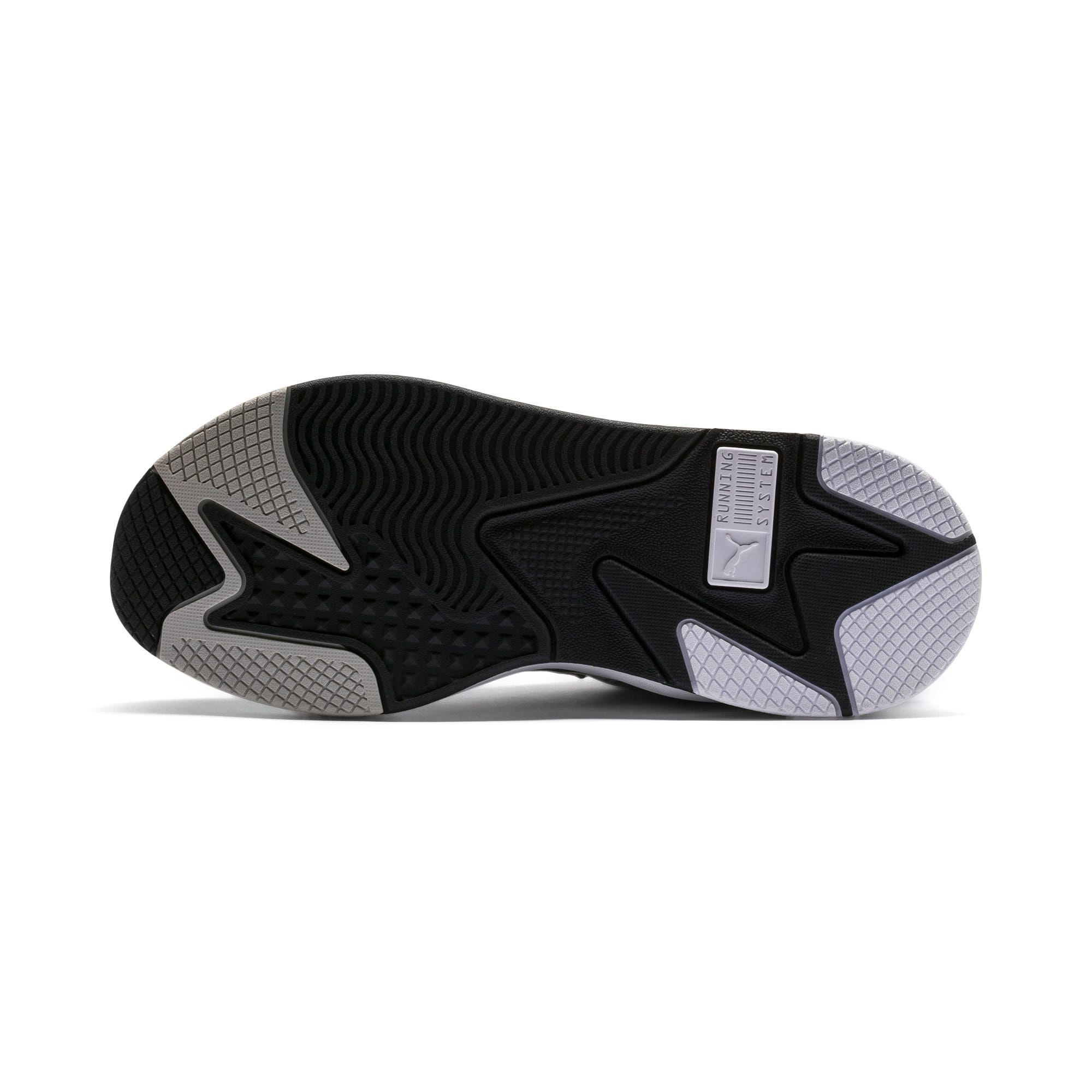 Thumbnail 6 of RS-X Tracks Trainers, Gray Violet-Charcoal Gray, medium