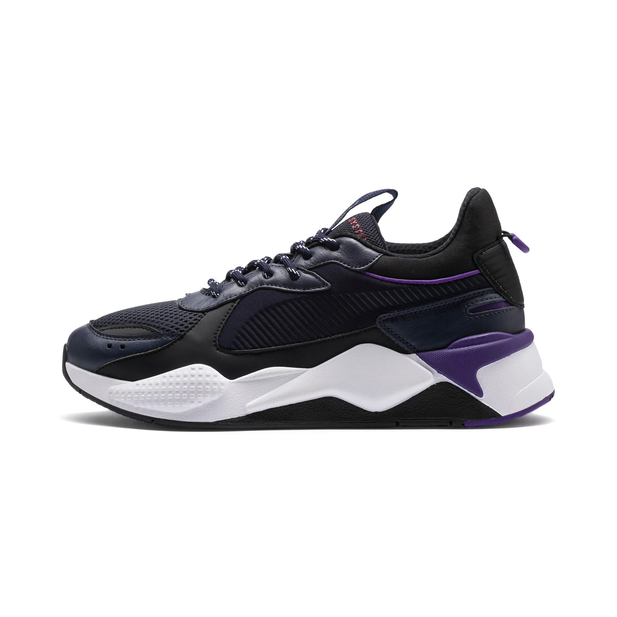 Miniatura 1 de RS-X Tracks, Puma New Navy-Puma Black, mediano