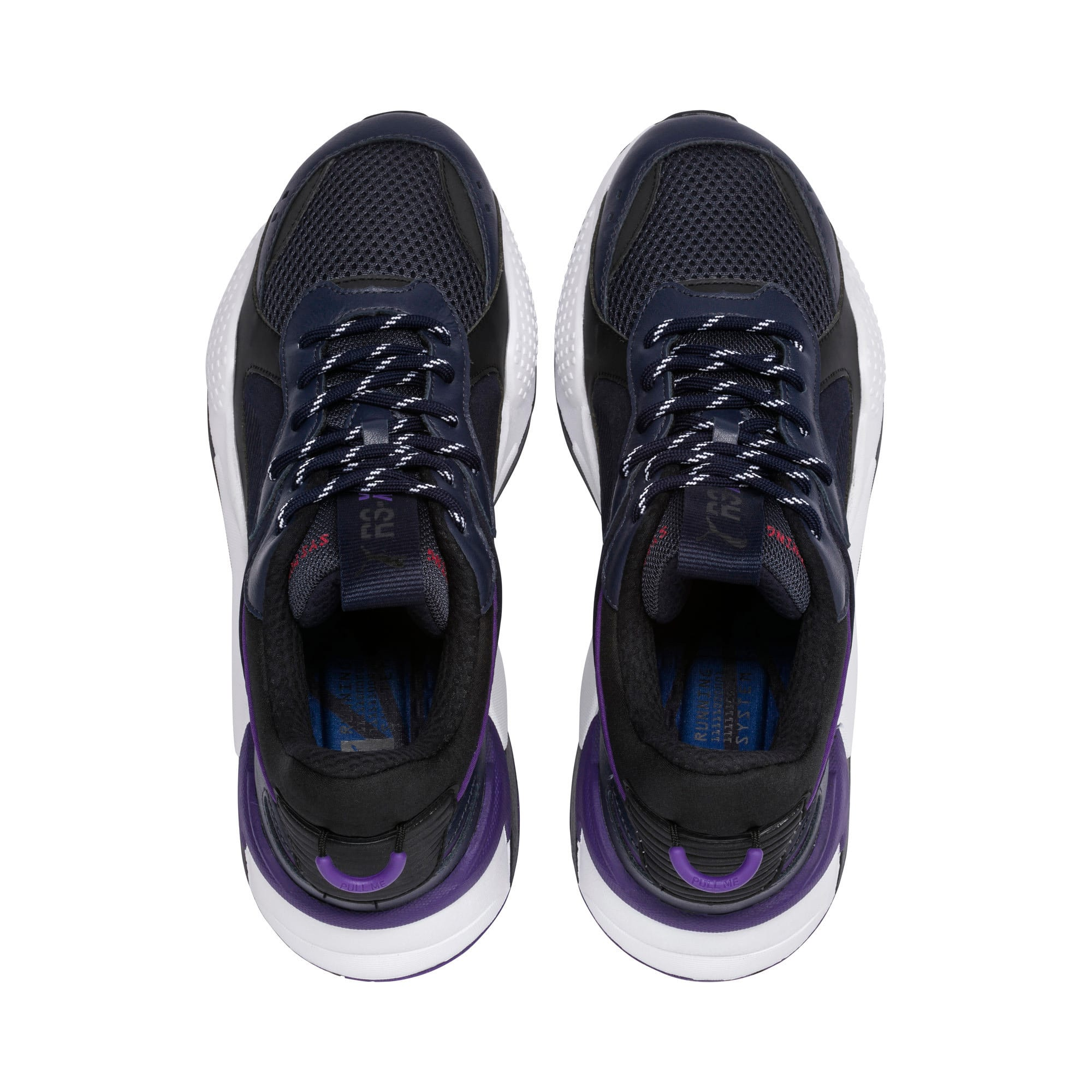 Miniatura 6 de RS-X Tracks, Puma New Navy-Puma Black, mediano