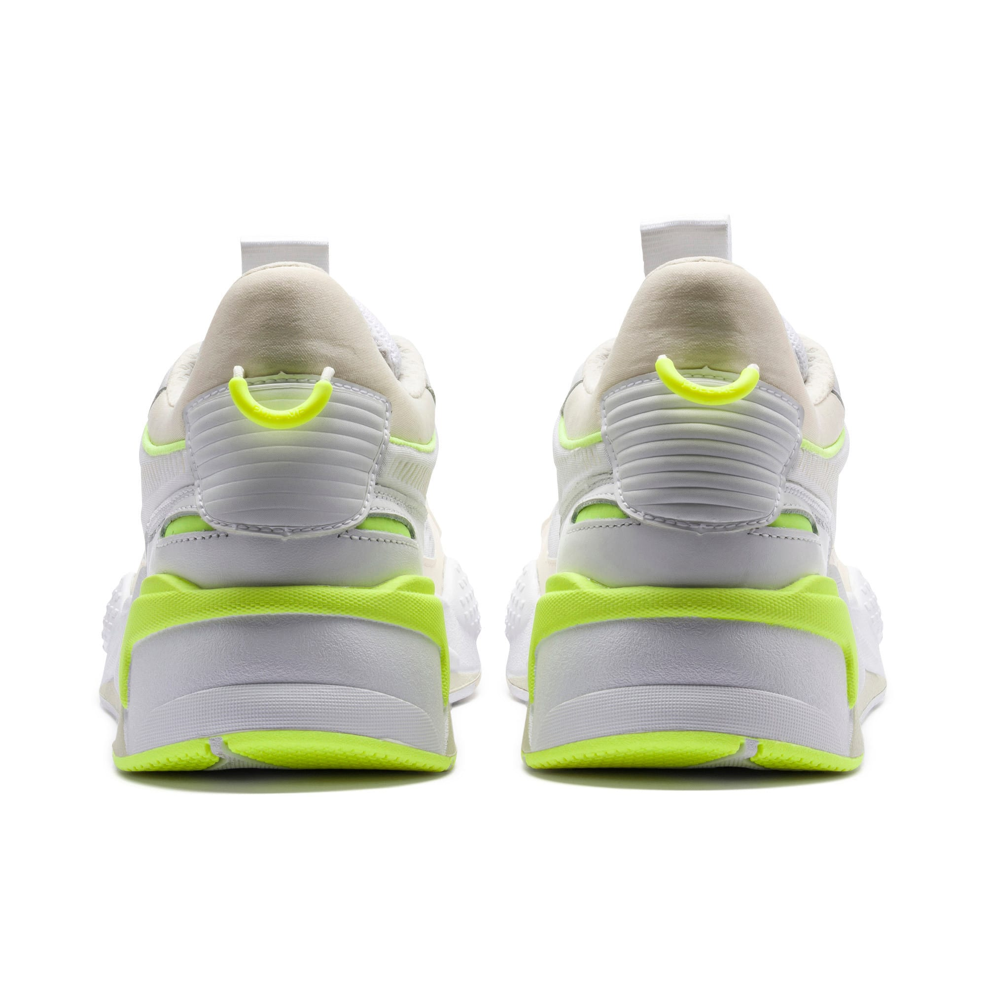 Thumbnail 3 of RS-X Tracks Trainers, Puma White-Whisper White, medium