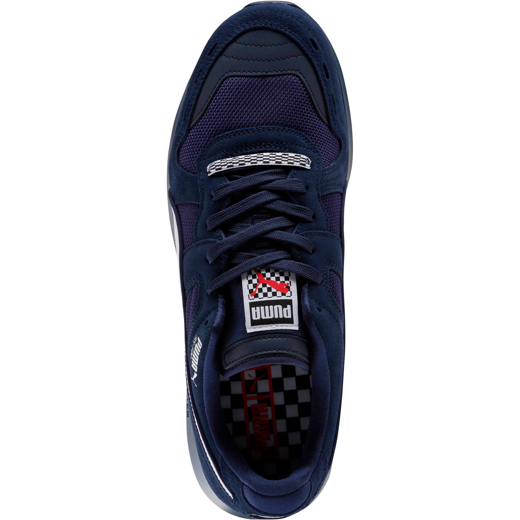 Miniatura 5 de Zapatos deportivos RS-100 Racing Flag, Peacoat-Puma White, mediano