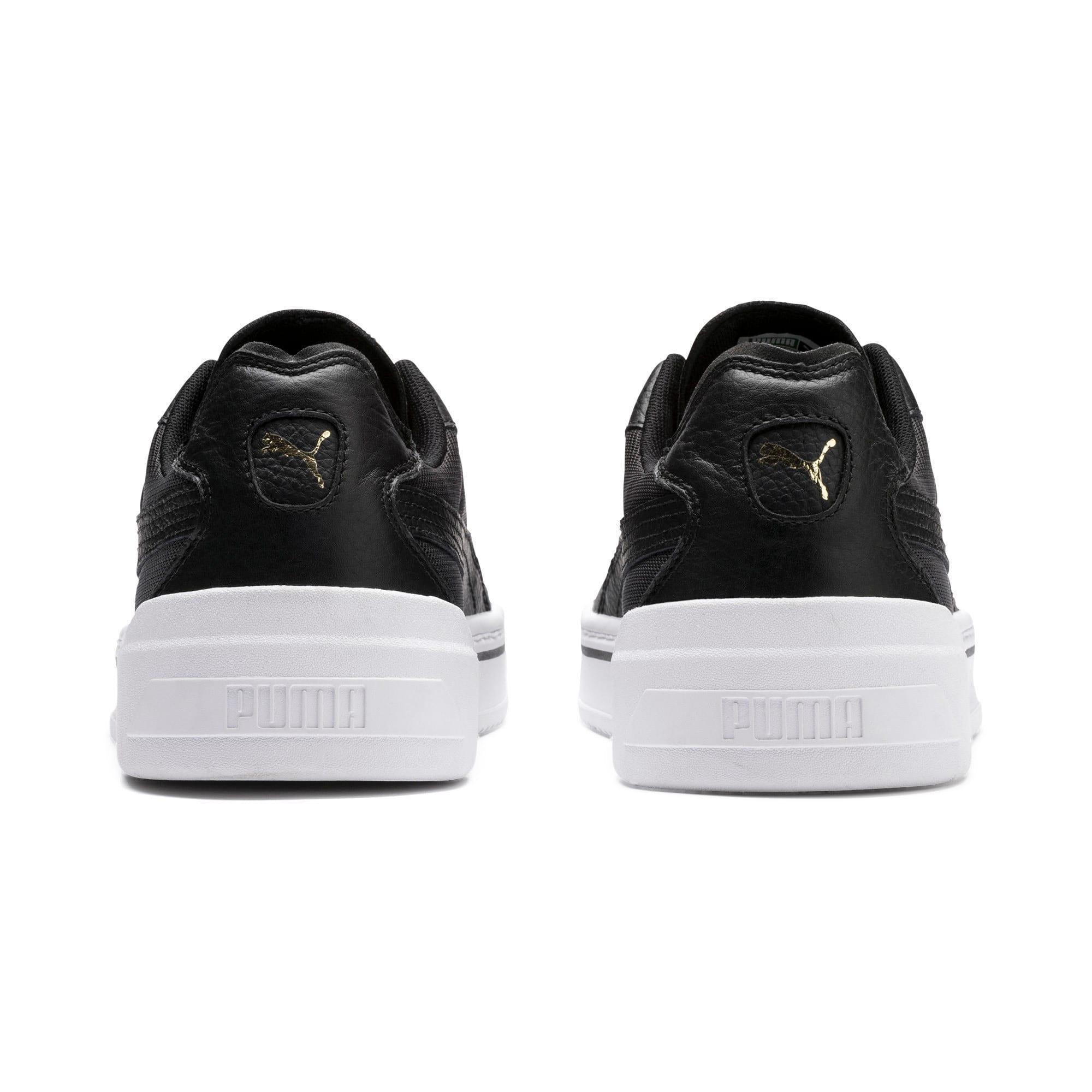 Thumbnail 4 of Cali-0 Sneakers, Puma Black-Puma Blk-Puma Wht, medium