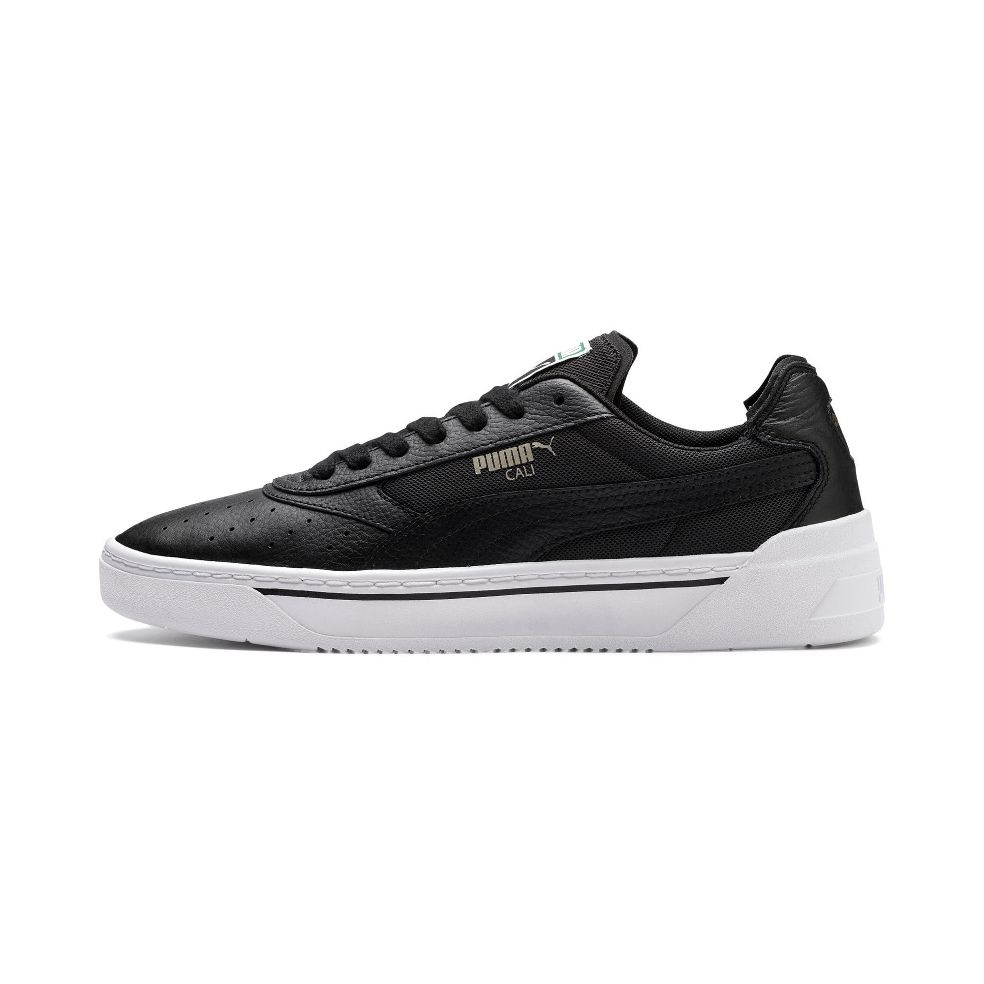 Thumbnail 1 of Cali-0 Sneakers, Puma Black-Puma Blk-Puma Wht, medium