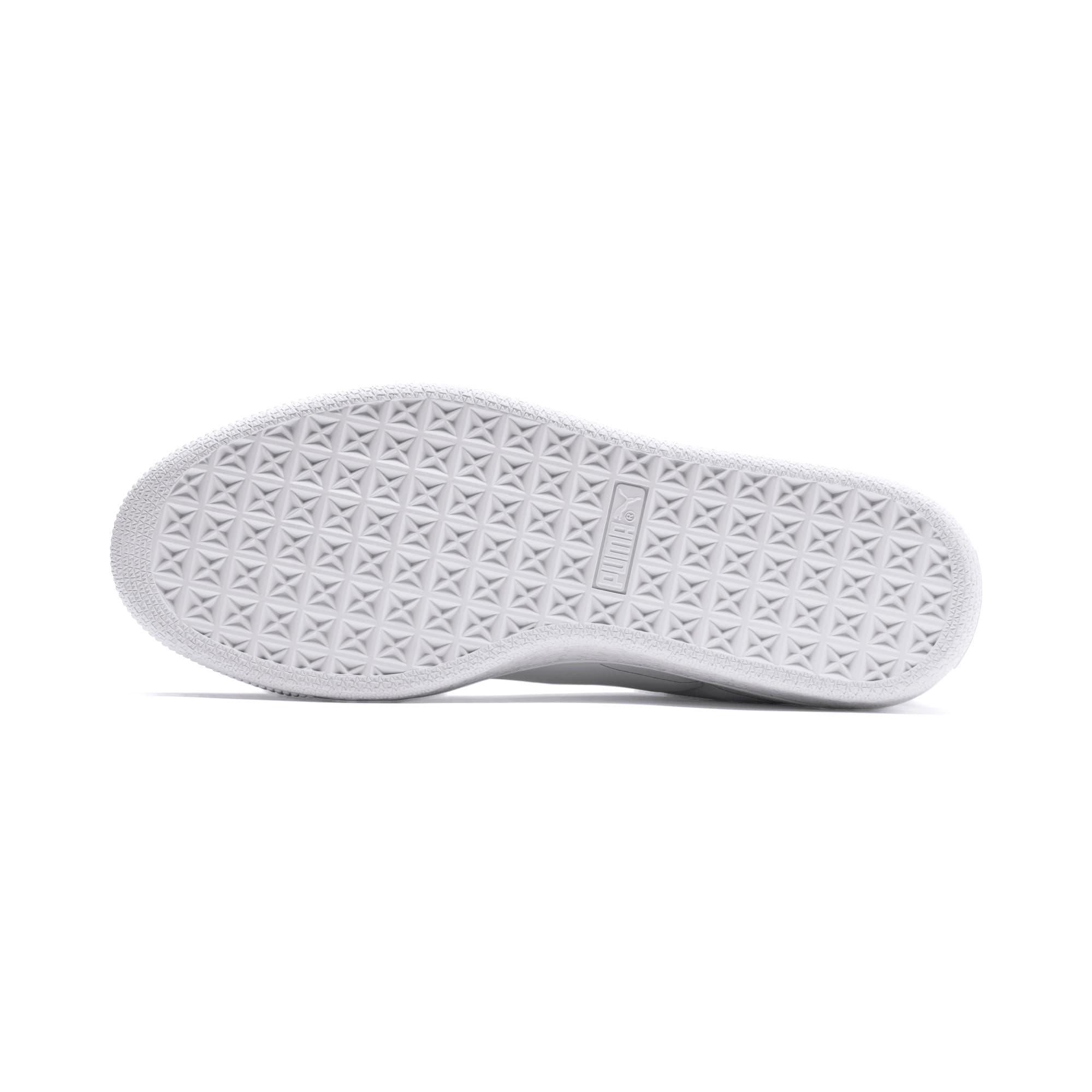 Miniatura 3 de Zapatos deportivos  Basket Trailblazerpara mujer, Puma White-Fuchsia Purple, mediano