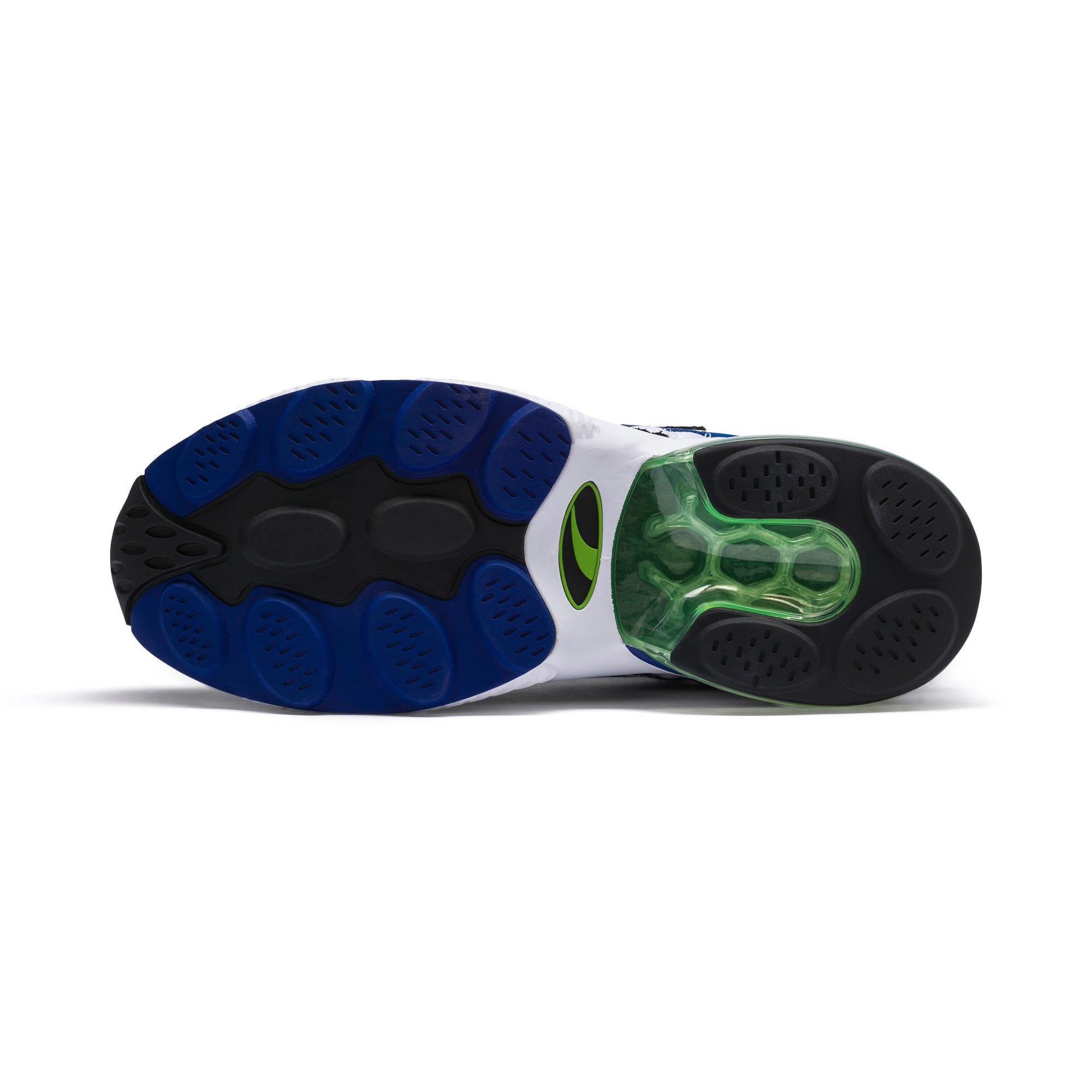 Thumbnail 6 of CELL Venom Men's Sneakers, Puma White-Surf The Web, medium