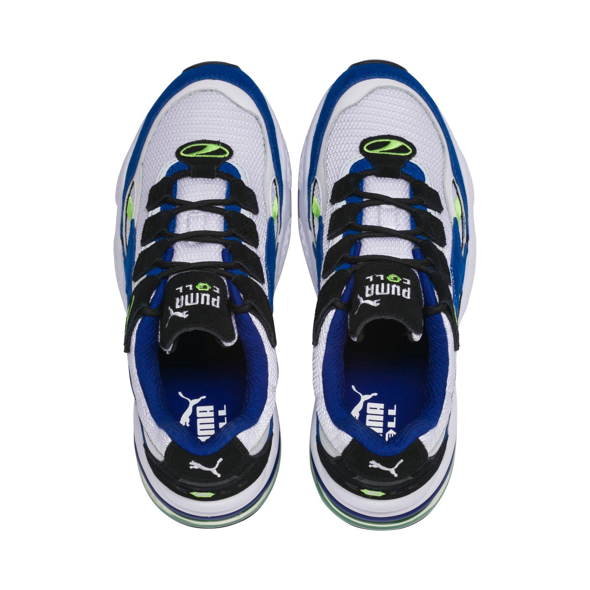 Thumbnail 8 of CELL Venom Men's Sneakers, Puma White-Surf The Web, medium