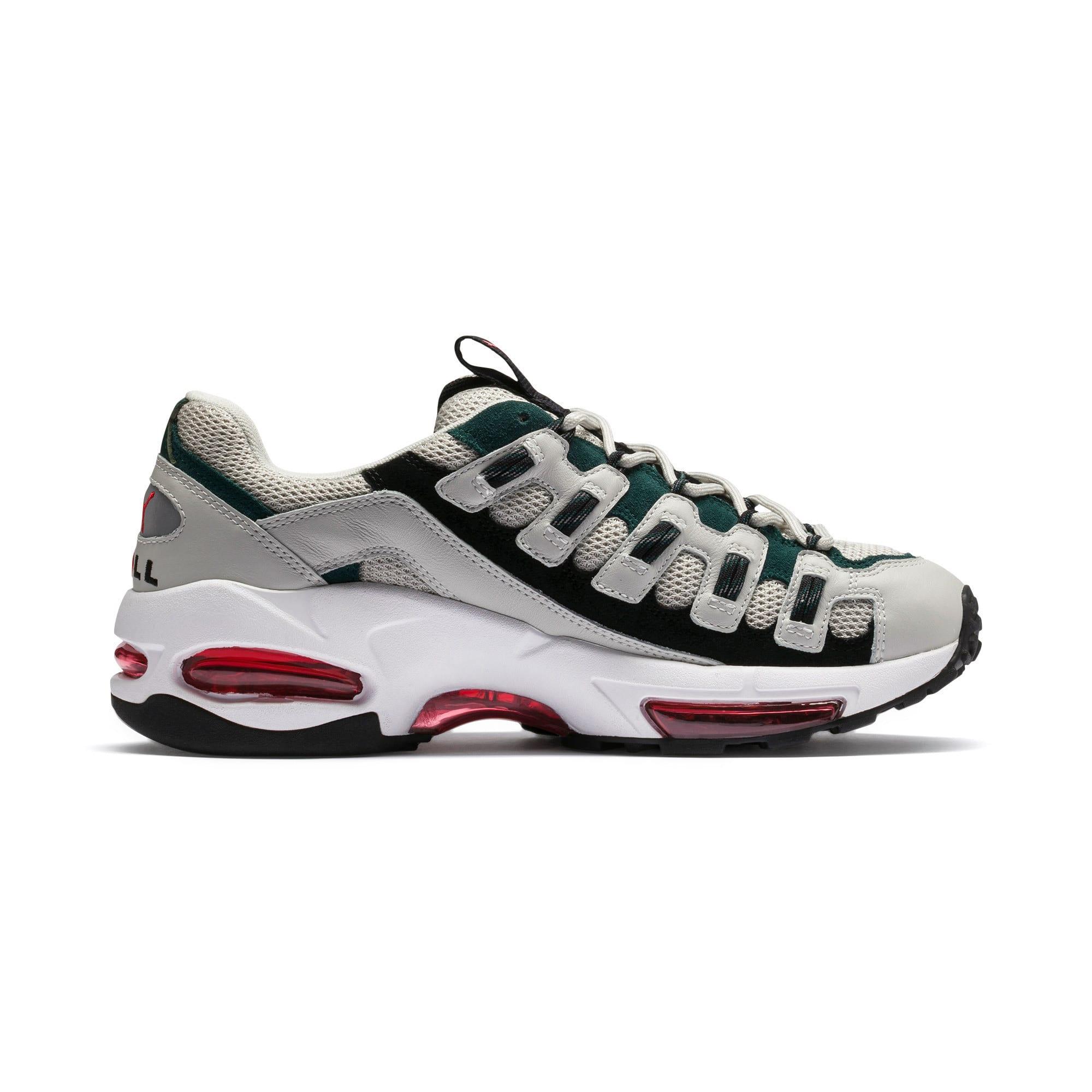 Thumbnail 5 of CELL Endura Sneakers, Glacier Gray-High Risk Red, medium