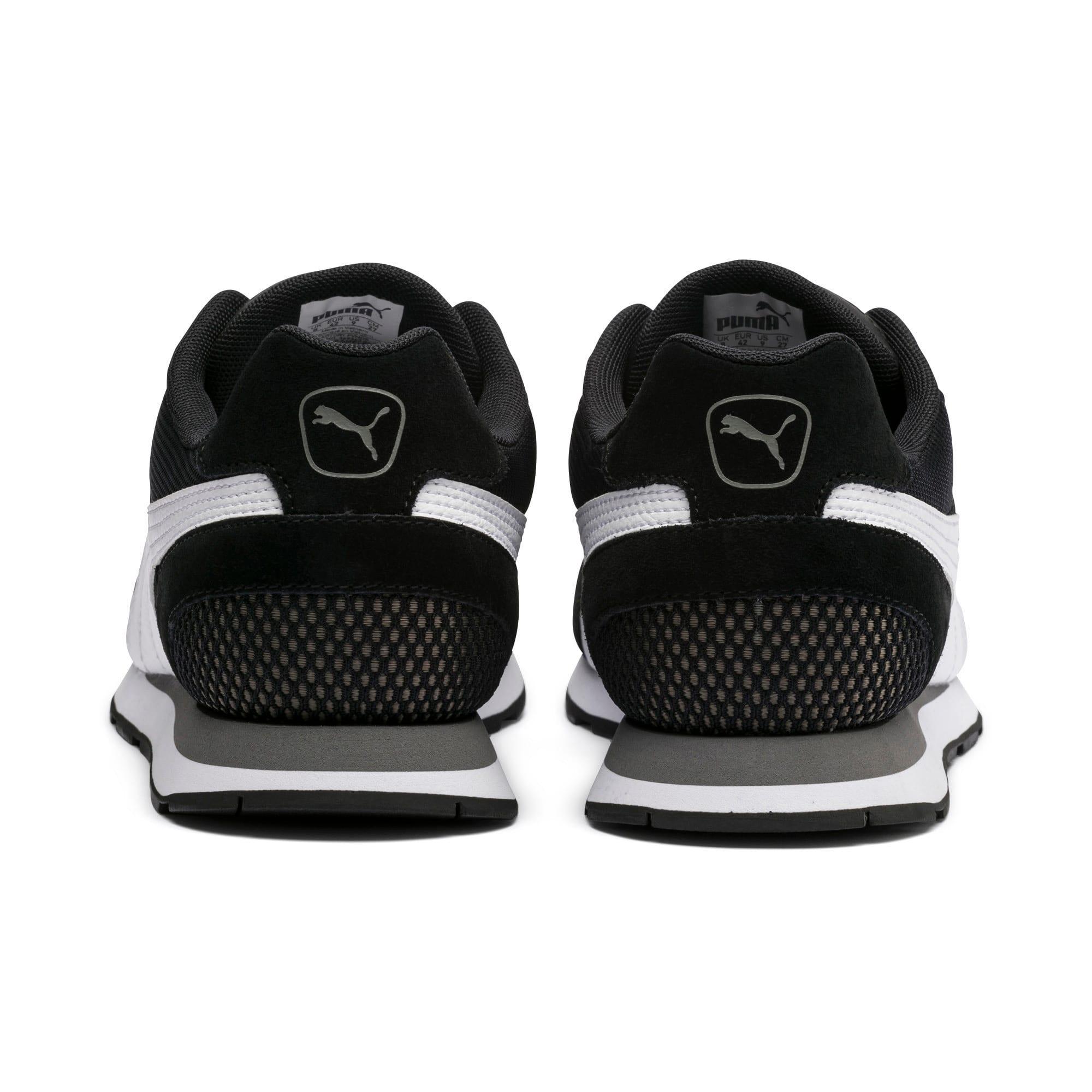 Miniatura 4 de Zapatos deportivos Vista, Black-White-Charcoal Gray, mediano